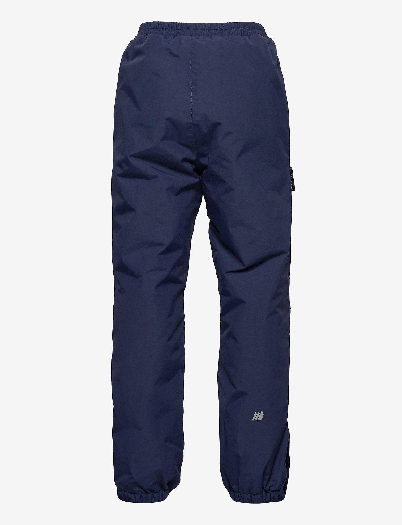 Skogstad - Pluto 2-layer tecnical trousers - overtræksbukser - prime navy - 1