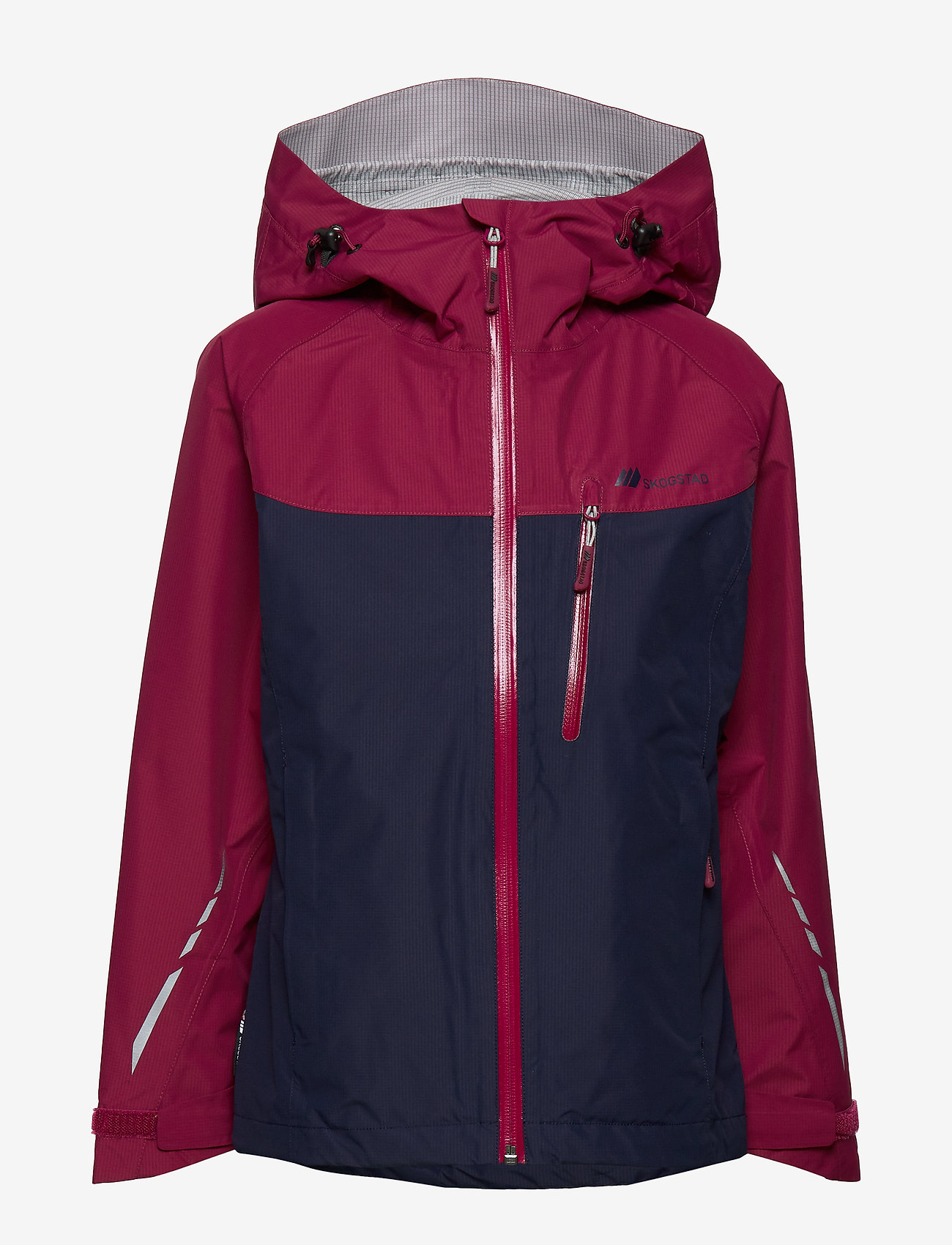 Skogstad - Lesja  2,5-Layer Technical Shell Jacket - shell jacket - prime navy
