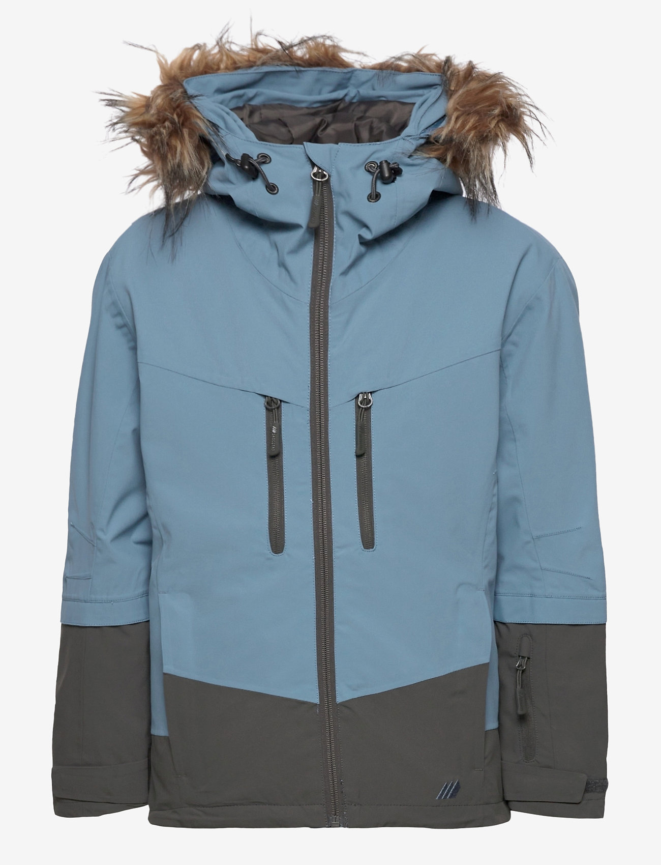 Skogstad - Bakketuva 2-layer technical jacket - vinterjakker - blue dust - 1