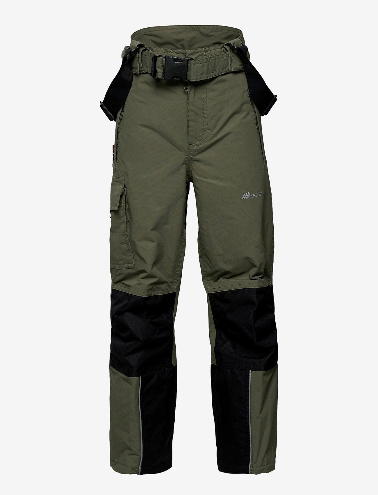 Skogstad - Panther Tord 2-layer technical trouser - overtræksbukser - four leaf - 1