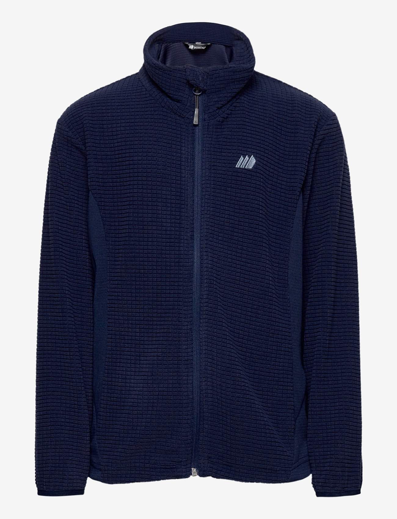 Skogstad - Stien fleece jacket - sweatshirts - prime navy - 0