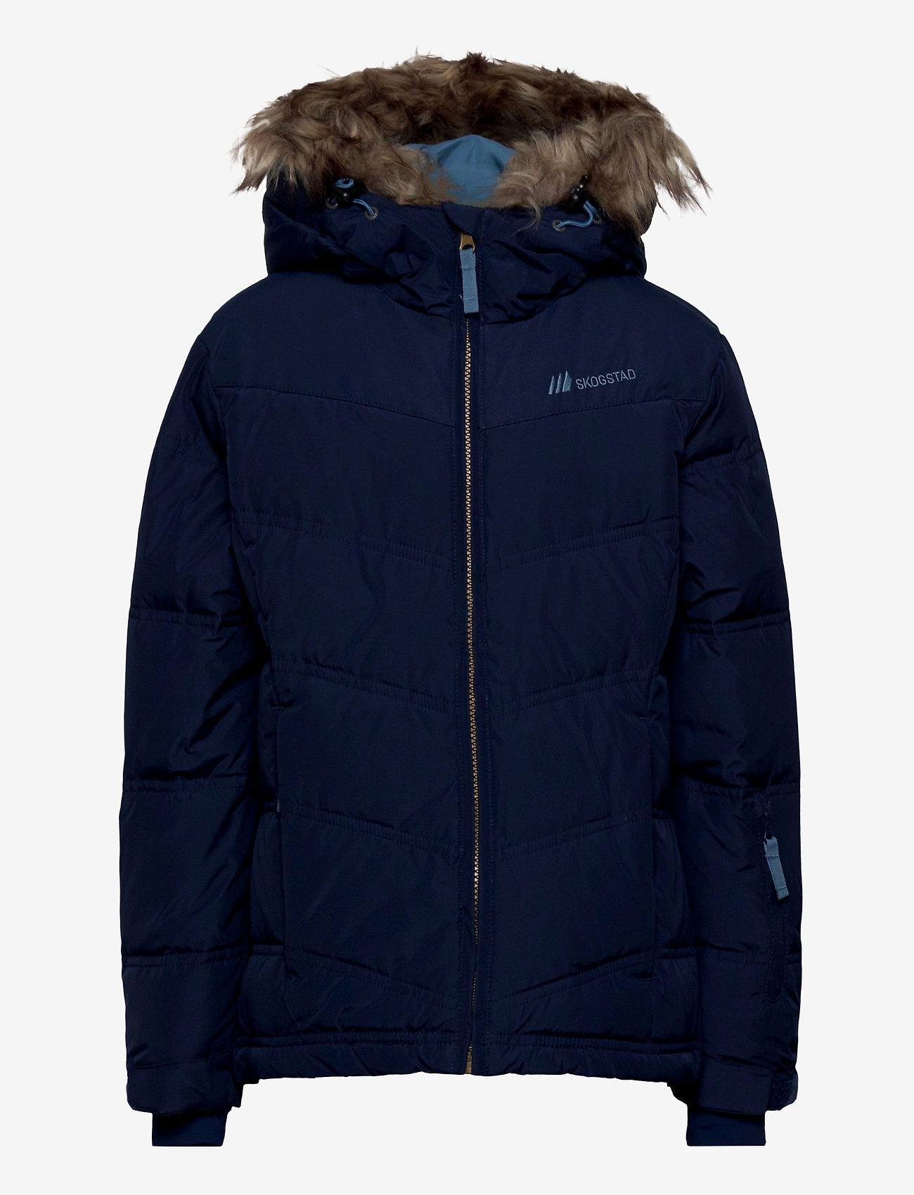 Skogstad - Roland down jacket - dunjakker & forede jakker - prime navy - 1