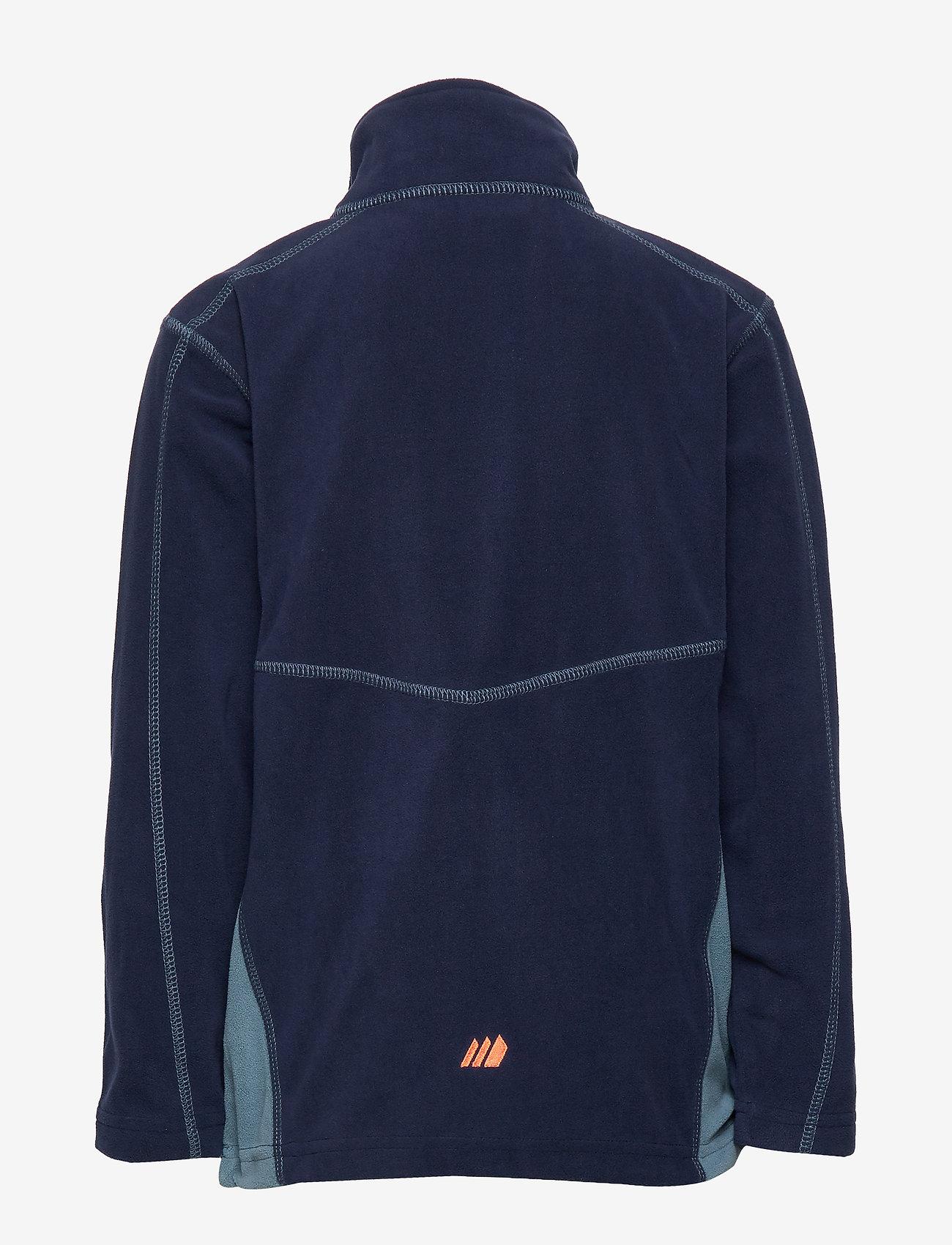 Skogstad - Troms  Microfleece Jacket - fleece - prime navy