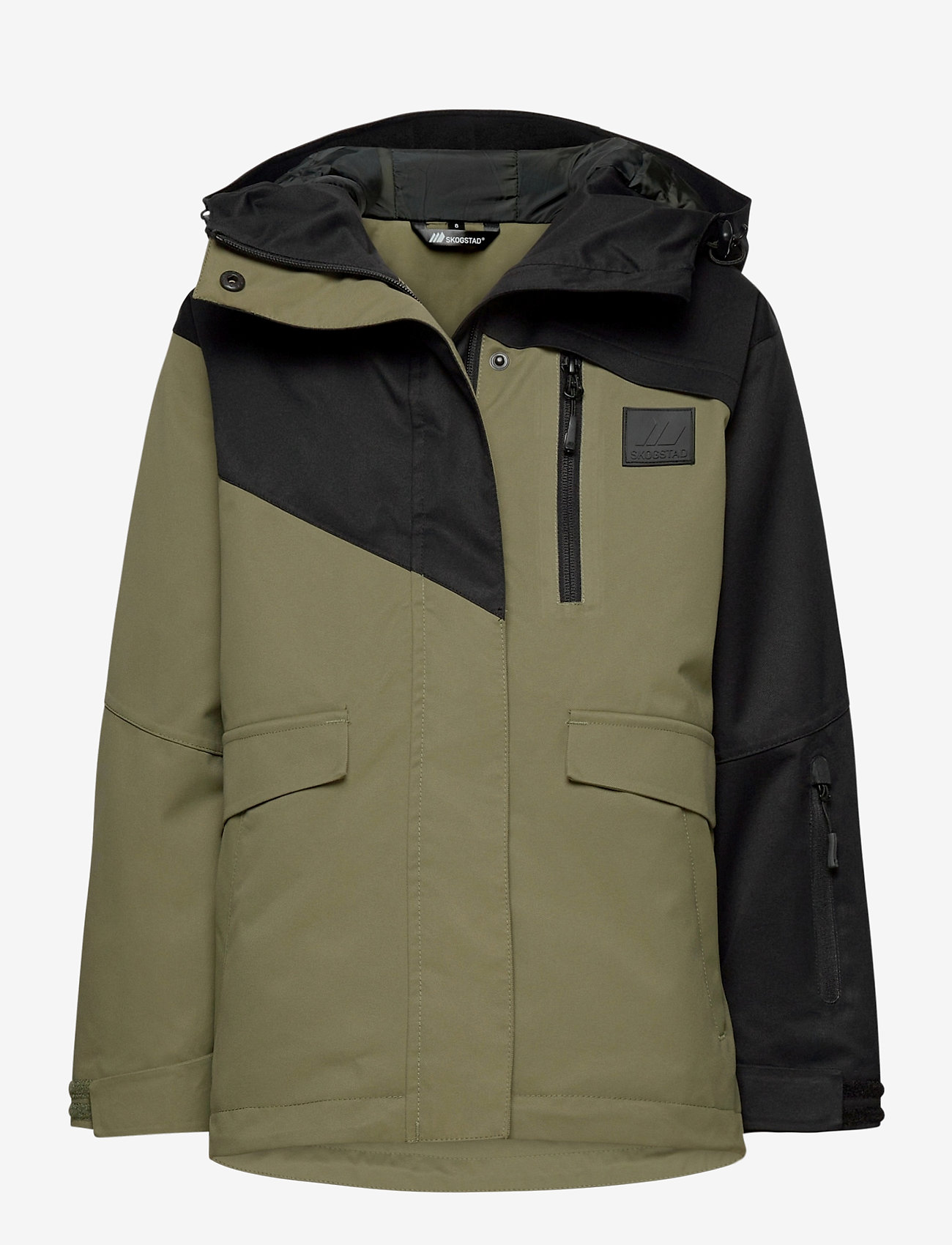 Skogstad - Fure 2-layer technical jacket - termojakke - four leaf - 0