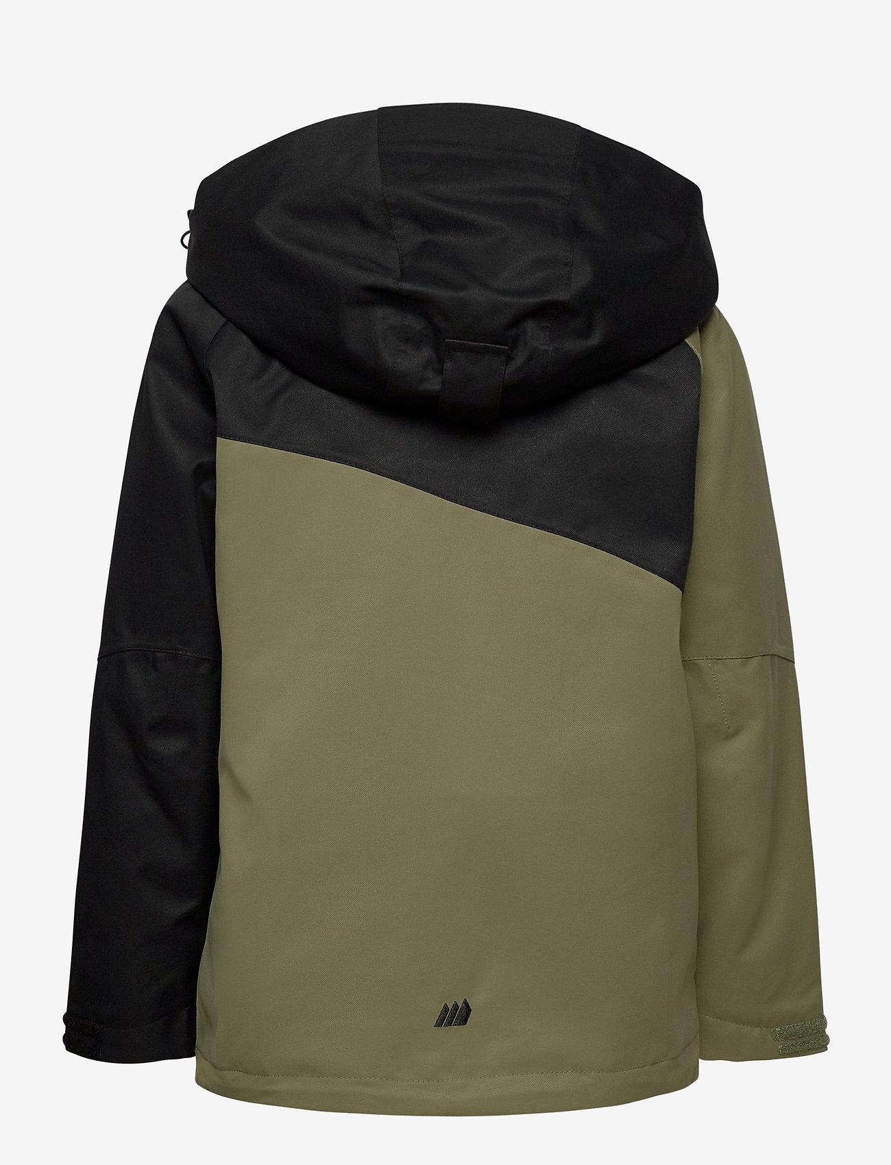 Skogstad - Fure 2-layer technical jacket - termojakke - four leaf - 1