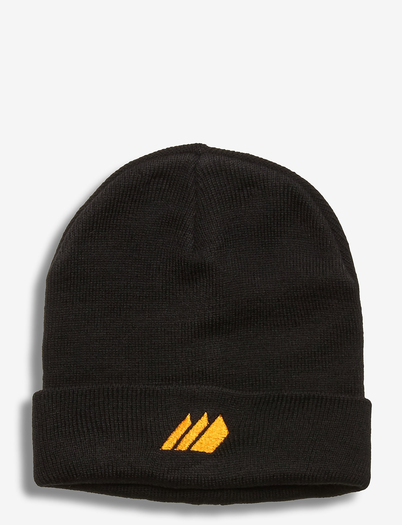 Skogstad - Andebu knitted hat - huer - black - 0