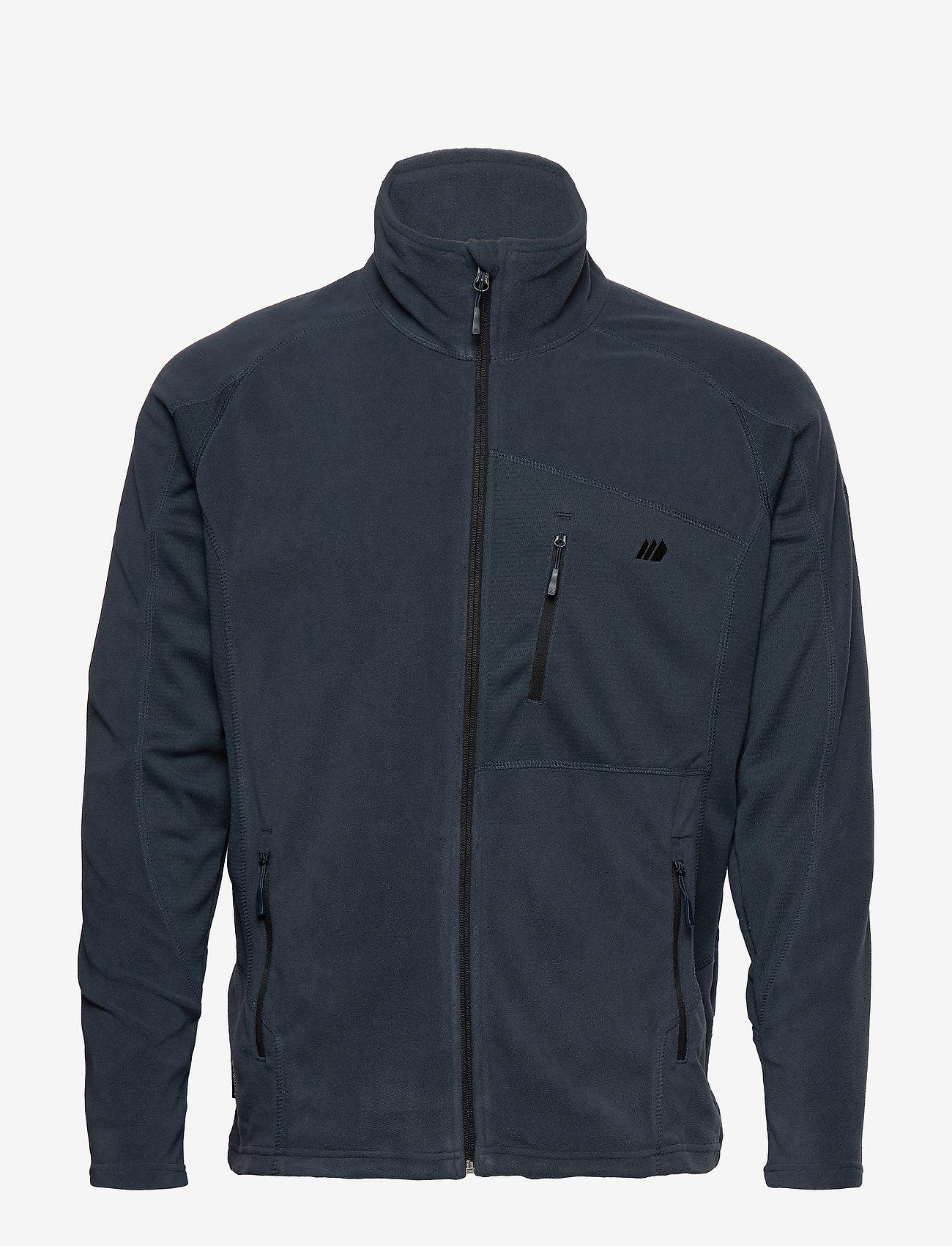 Skogstad - Kleivane   Microfleece Jacket - fleece midlayer - antracitt - 1