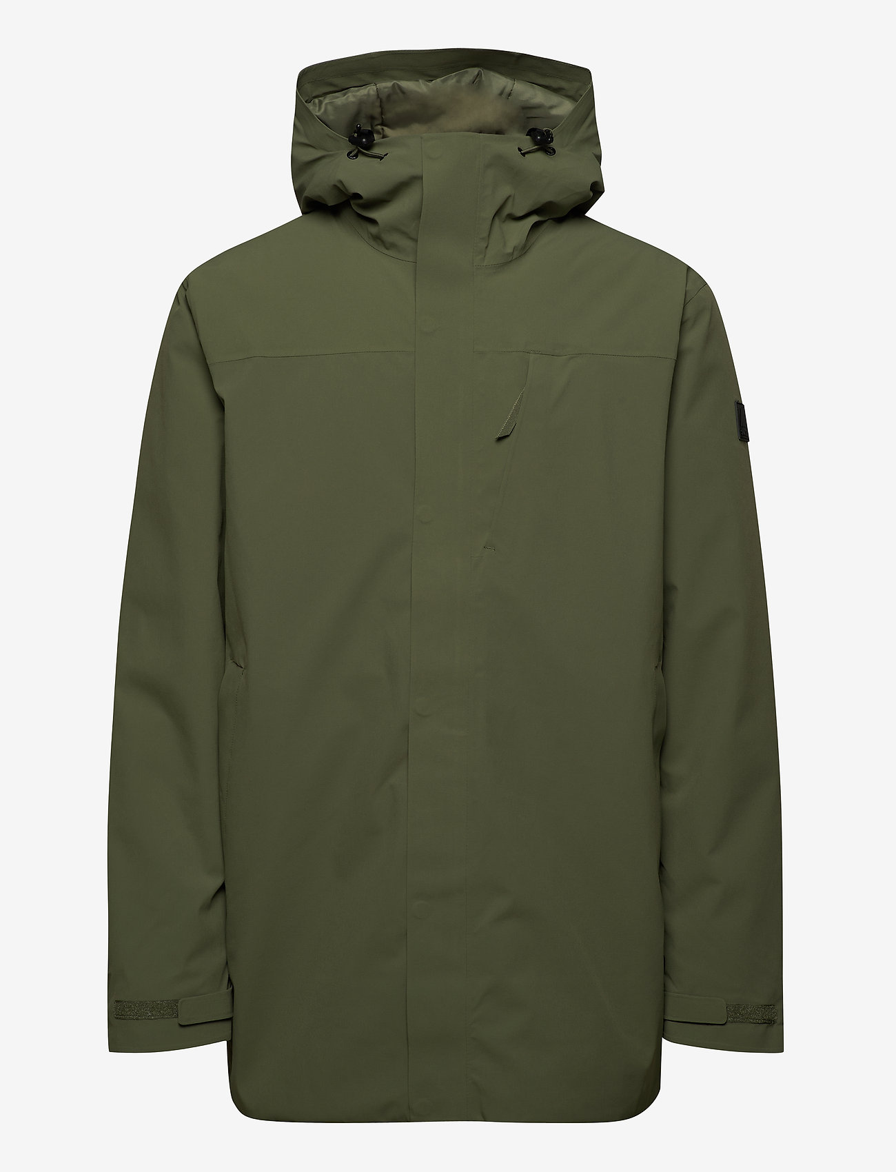 Skogstad - Olden PrimaLoft long jacket - outdoor- & regenjacken - four leaf - 1
