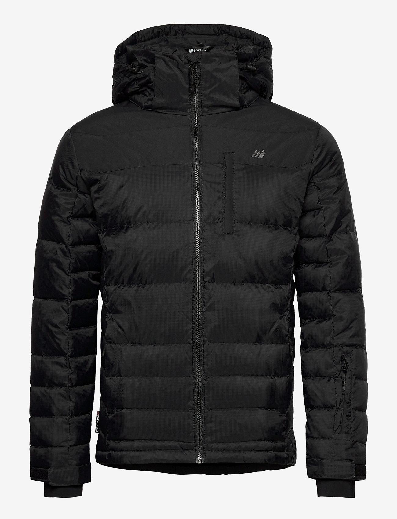 Skogstad - Selvågen down jacket - outdoor- & regenjacken - black - 1