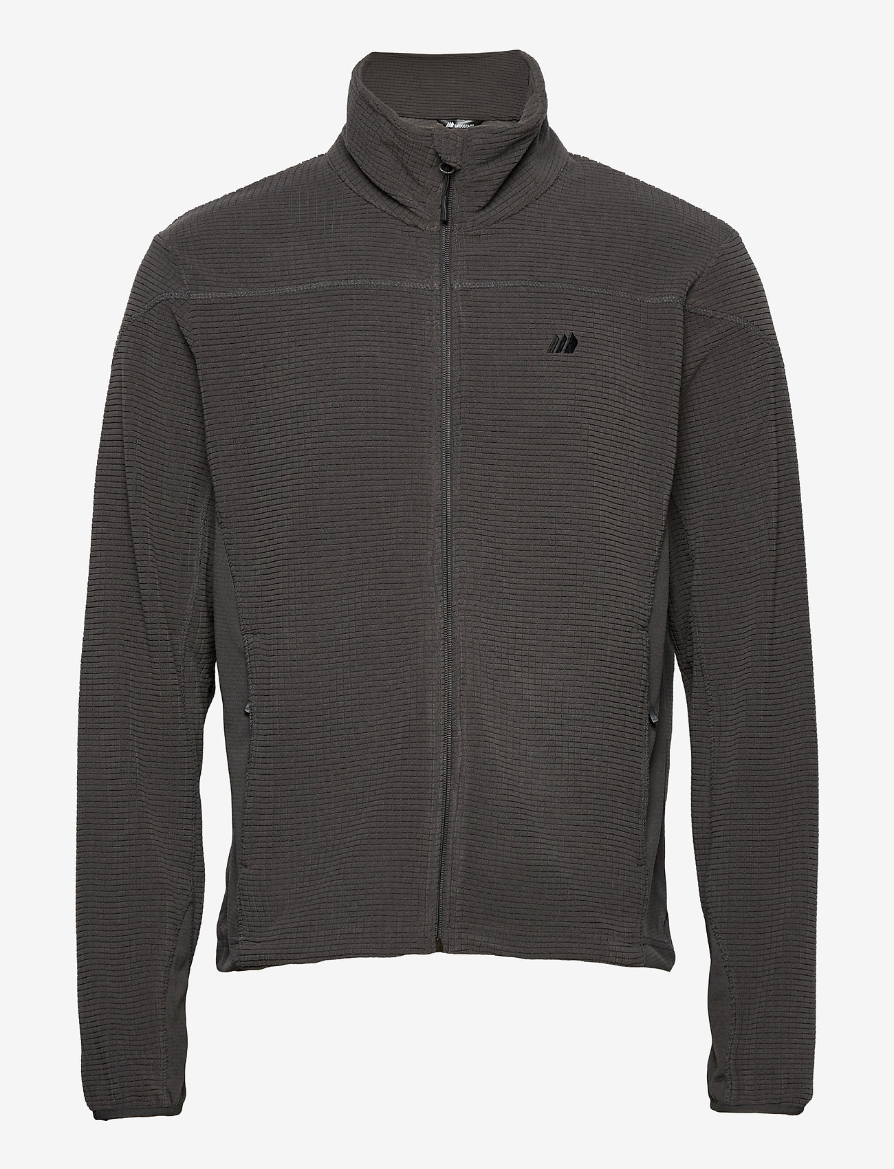 Skogstad - Åelva fleece jacket - basic-sweatshirts - dark grey - 0