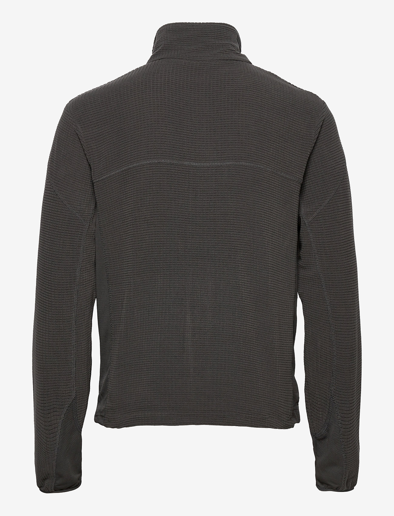 Skogstad - Åelva fleece jacket - basic-sweatshirts - dark grey - 1