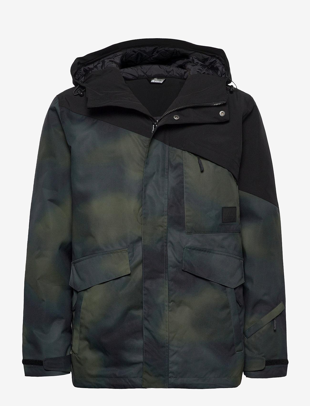 Skogstad - Holsen 2-layer technical jacket - outdoor- & regenjacken - four leaf pr - 0