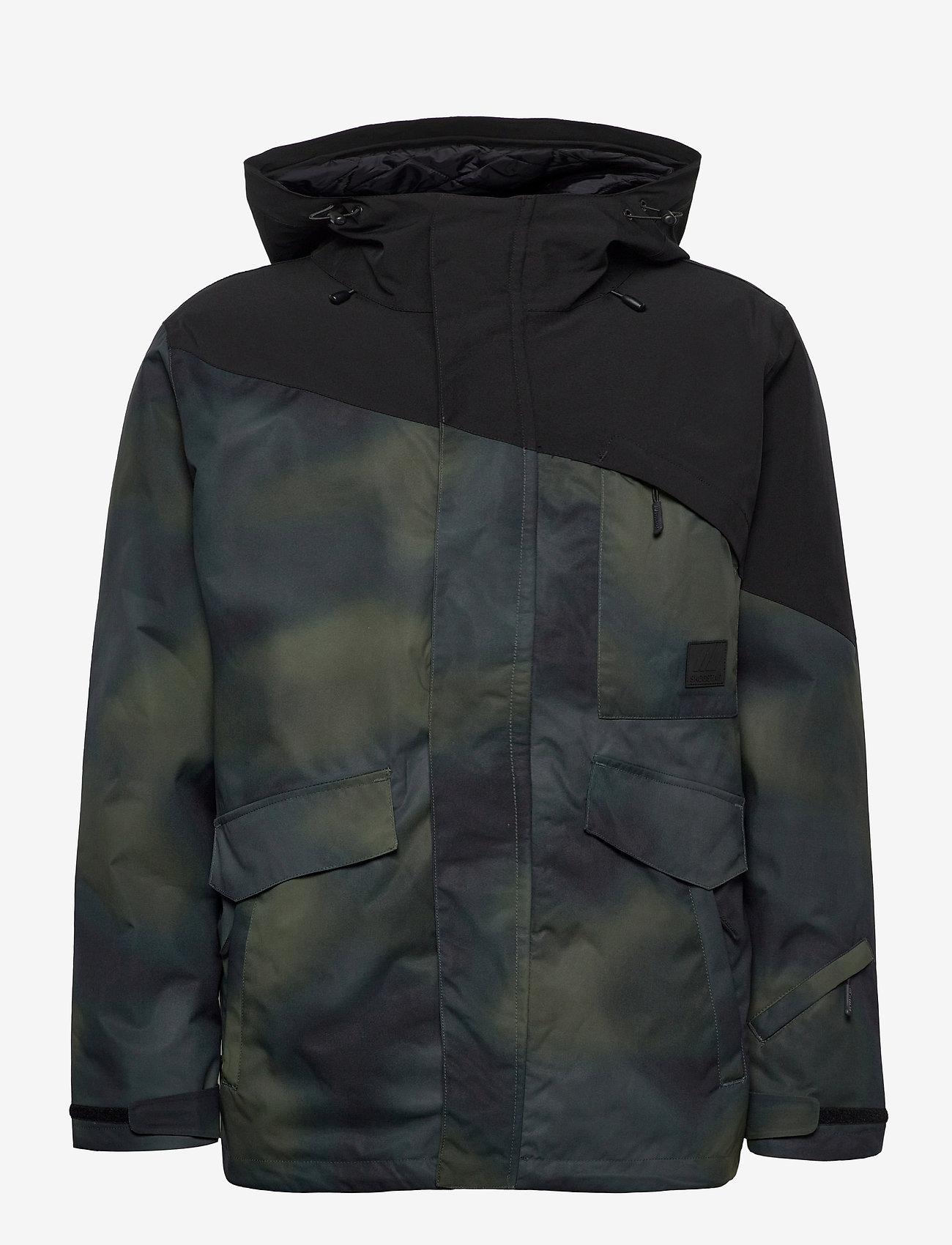 Skogstad - Holsen 2-layer technical jacket - outdoor- & regenjacken - four leaf pr - 1