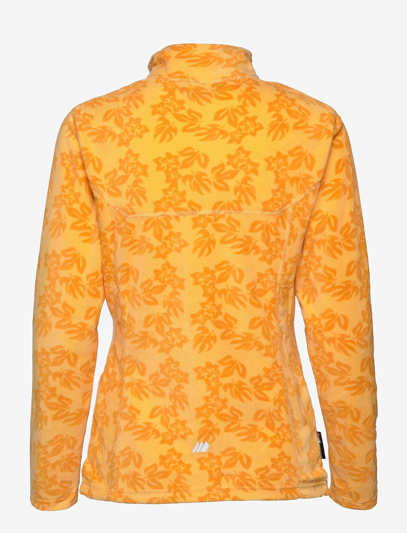 Skogstad - Tinnhølen Microfleece Jacket - wandel- en regenjassen - gold cream pr - 1