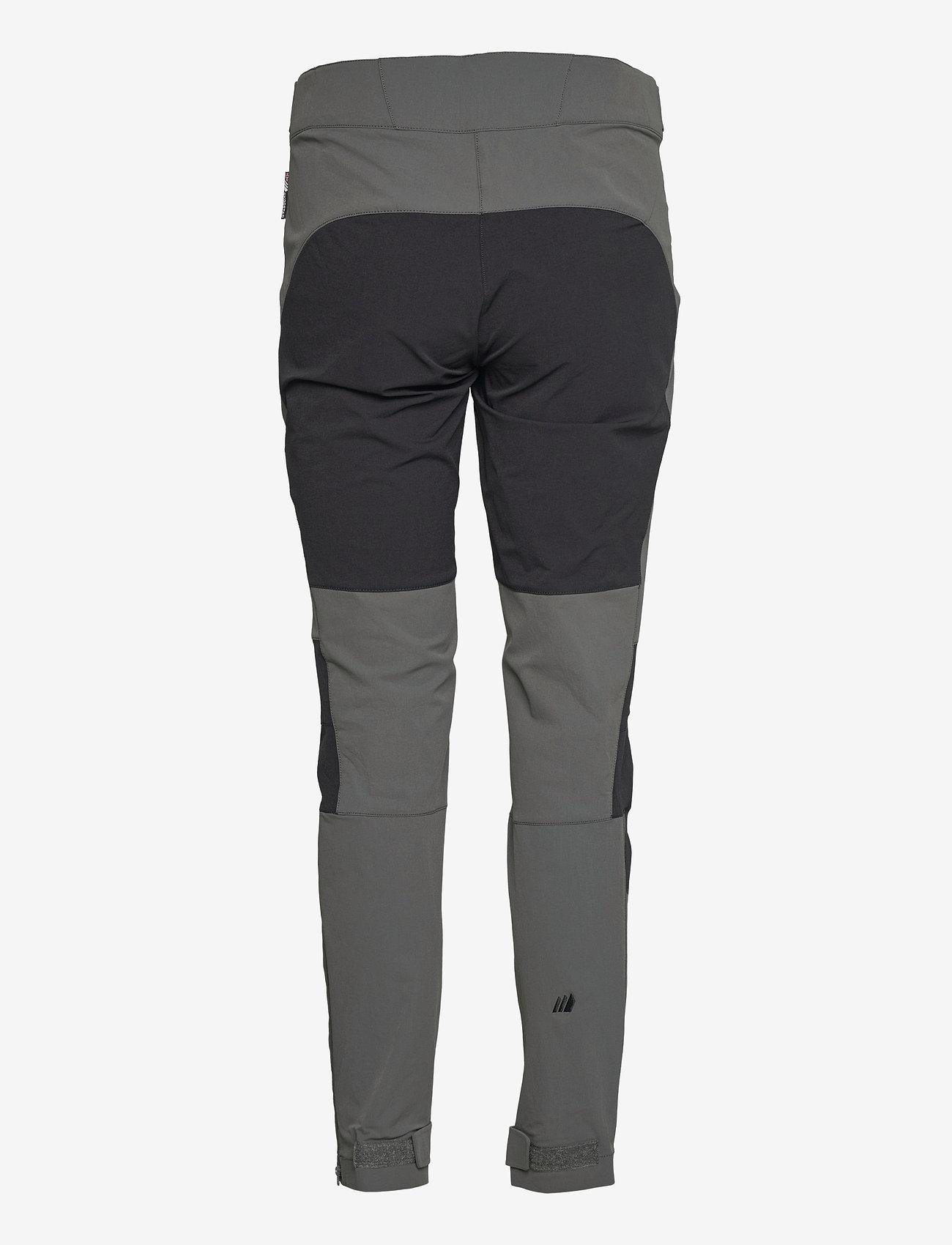 Skogstad - Ringstind Hiking Trouser - wandelbroeken - dark grey - 1
