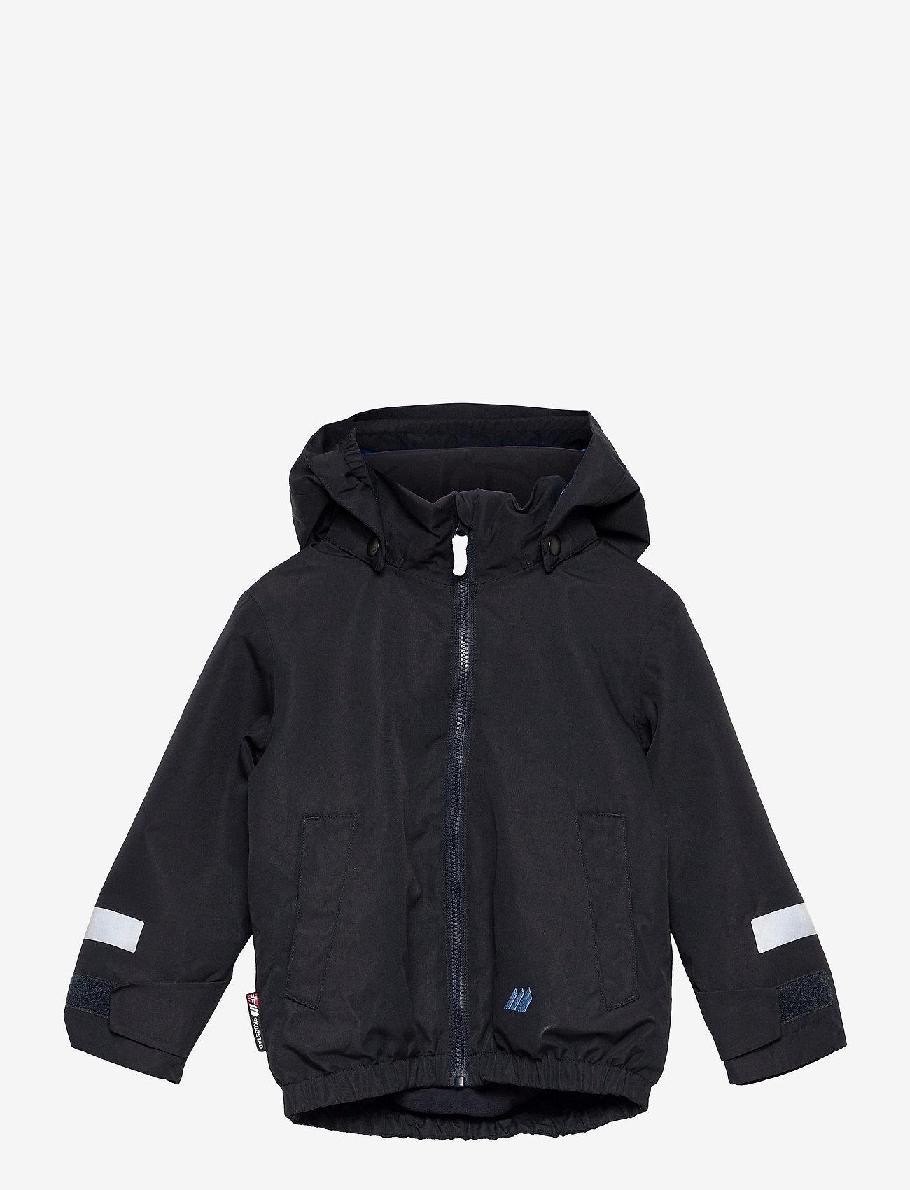 Skogstad - Bjørndalen 2-layer technical jacket - shell- & regenjassen - dark navy - 0