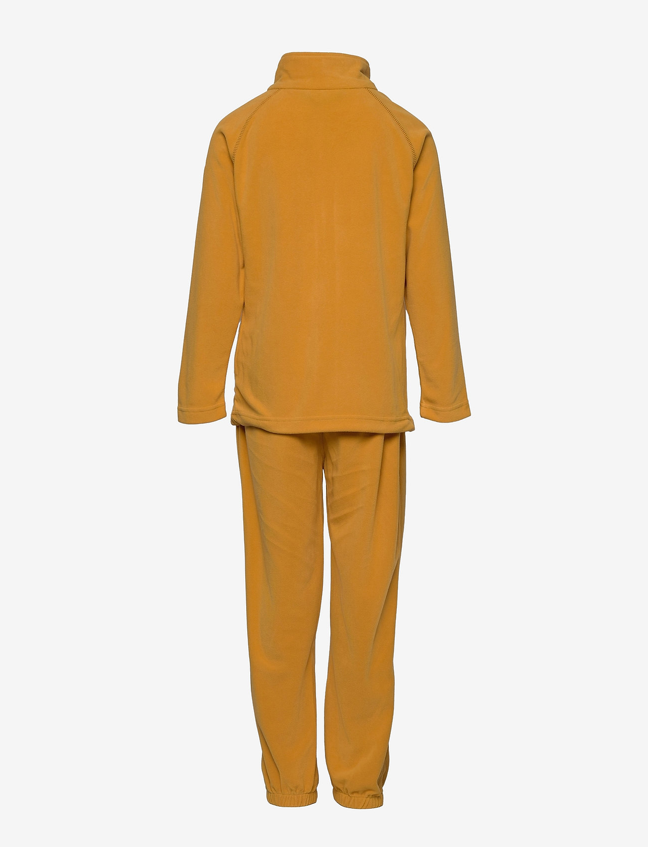 Skogstad - Fongen microfleece set - fleece sets - bright gold - 1