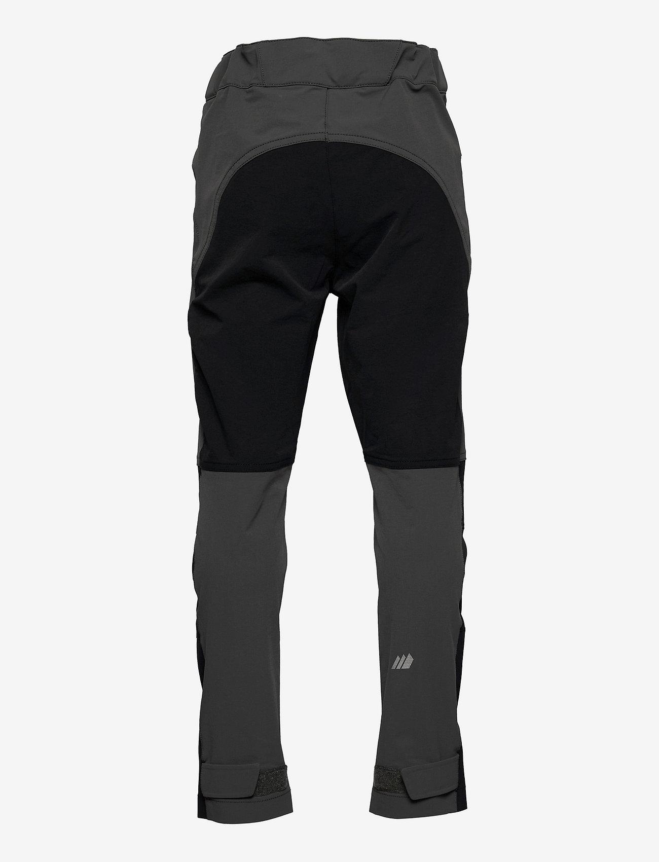 Skogstad - Tinden hiking trousers - softshell-broeken - dark grey - 1