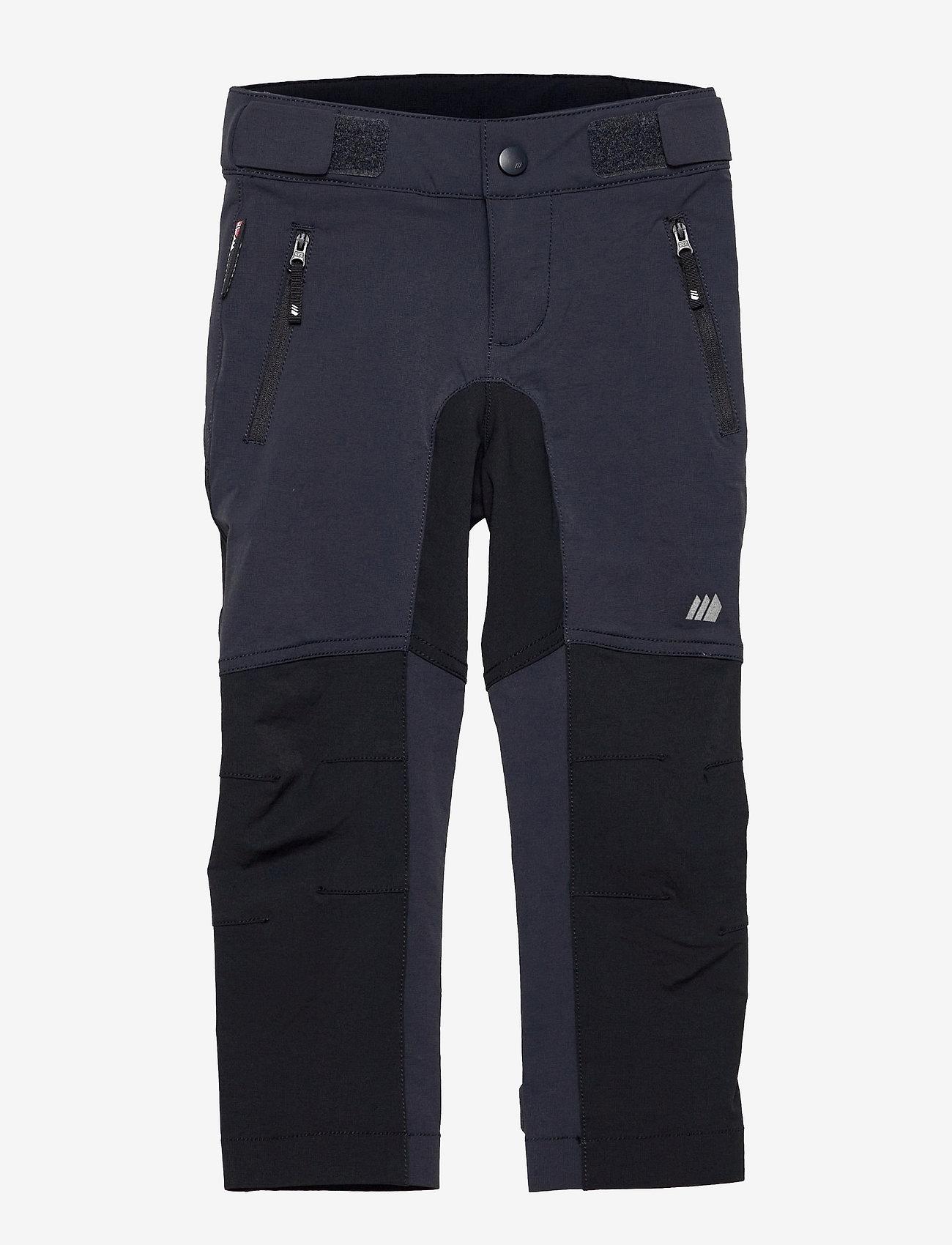 Skogstad - Tinden hiking trousers - softshell-broeken - dark navy - 0