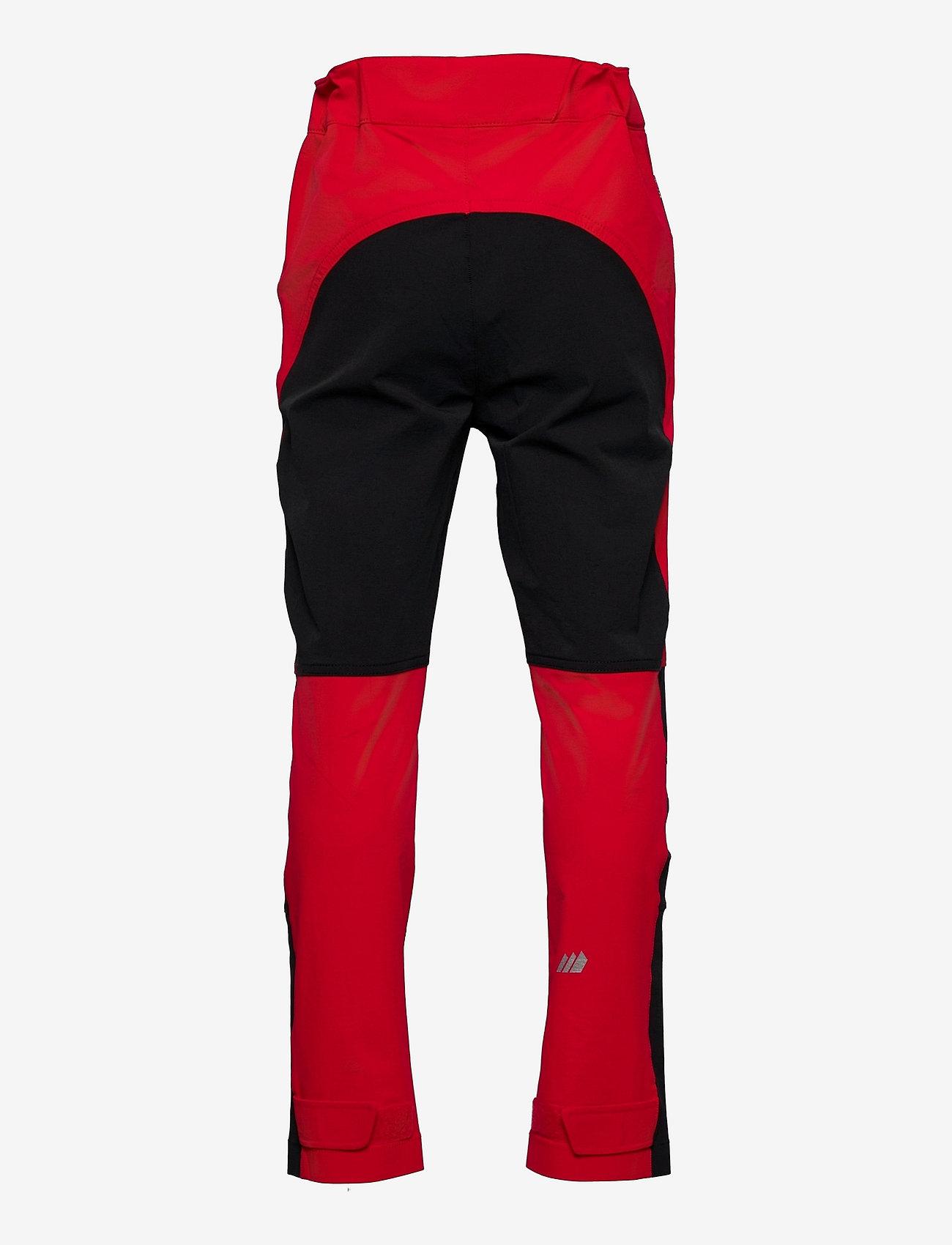 Skogstad - Tinden hiking trousers - softshell-broeken - high risk red - 1