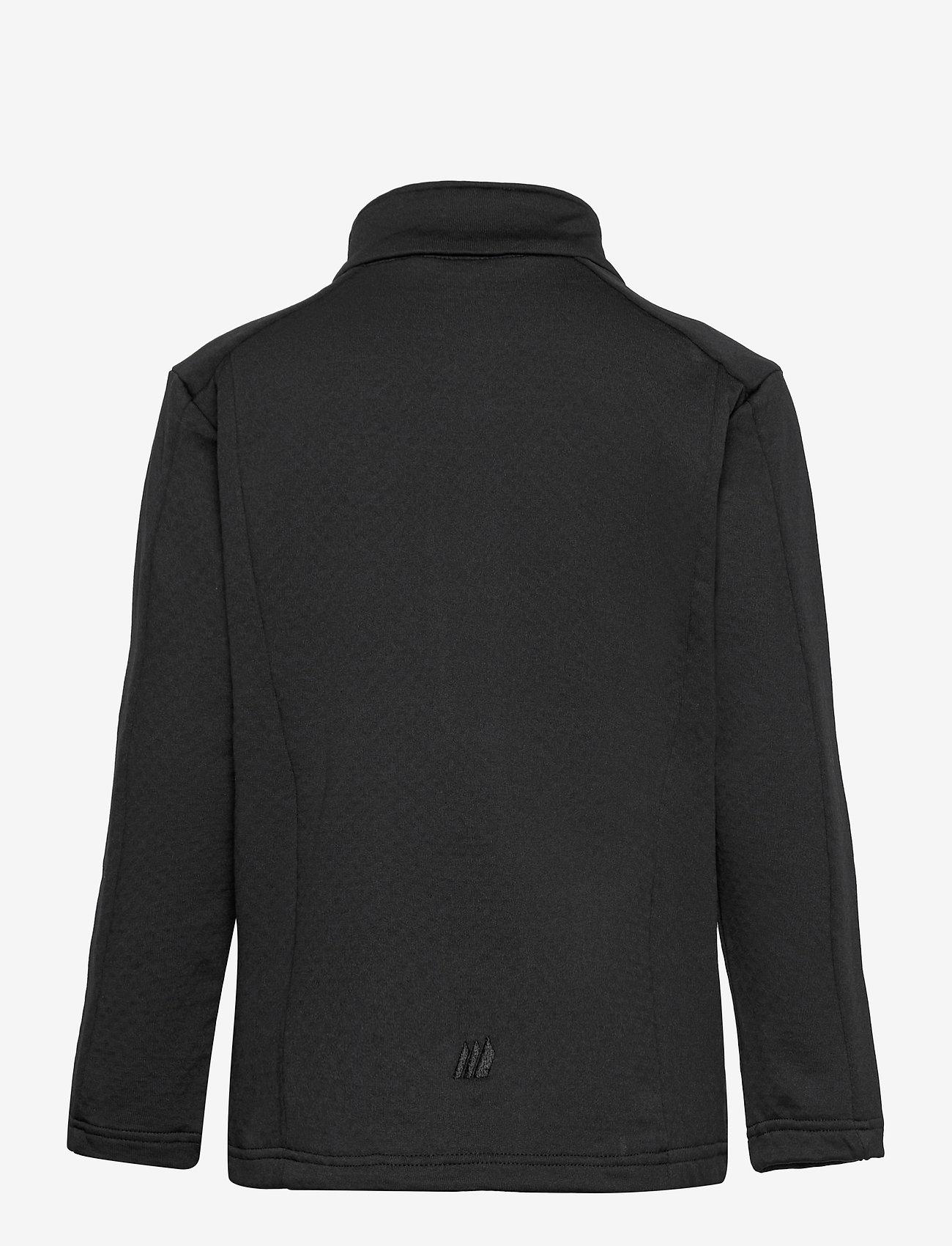 Skogstad - Ervadalen technical fleece jacket - geïsoleerde jassen - black - 1