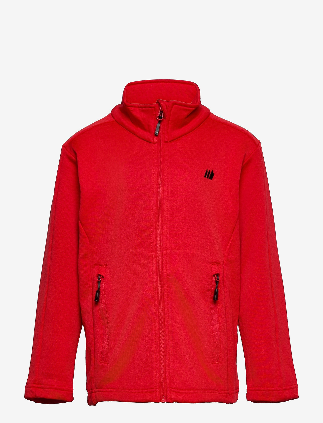 Skogstad - Ervadalen technical fleece jacket - geïsoleerde jassen - high risk red - 0