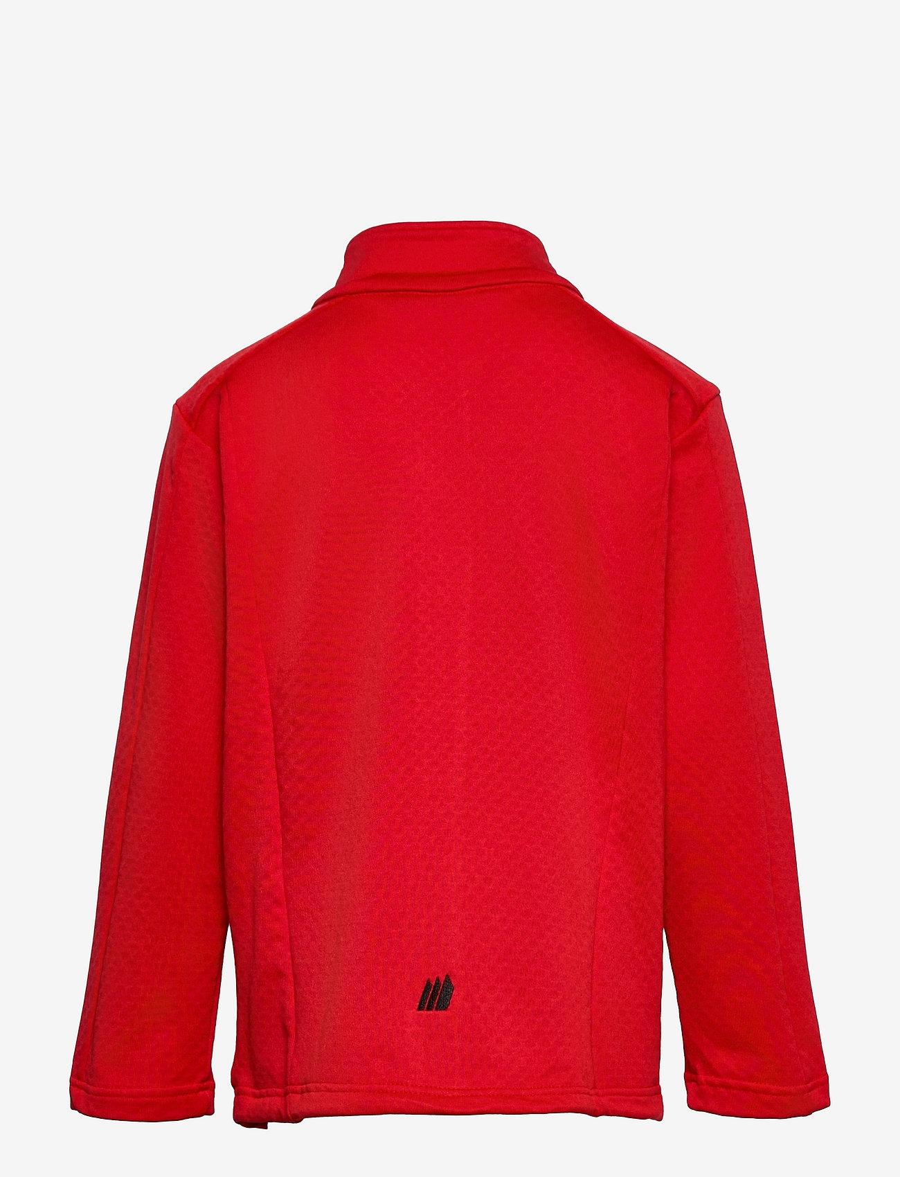 Skogstad - Ervadalen technical fleece jacket - geïsoleerde jassen - high risk red - 1