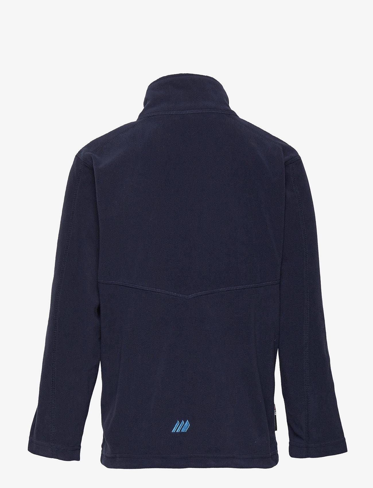 Skogstad - Troms Fleece Jacket - fleecetøj - prime navy - 1