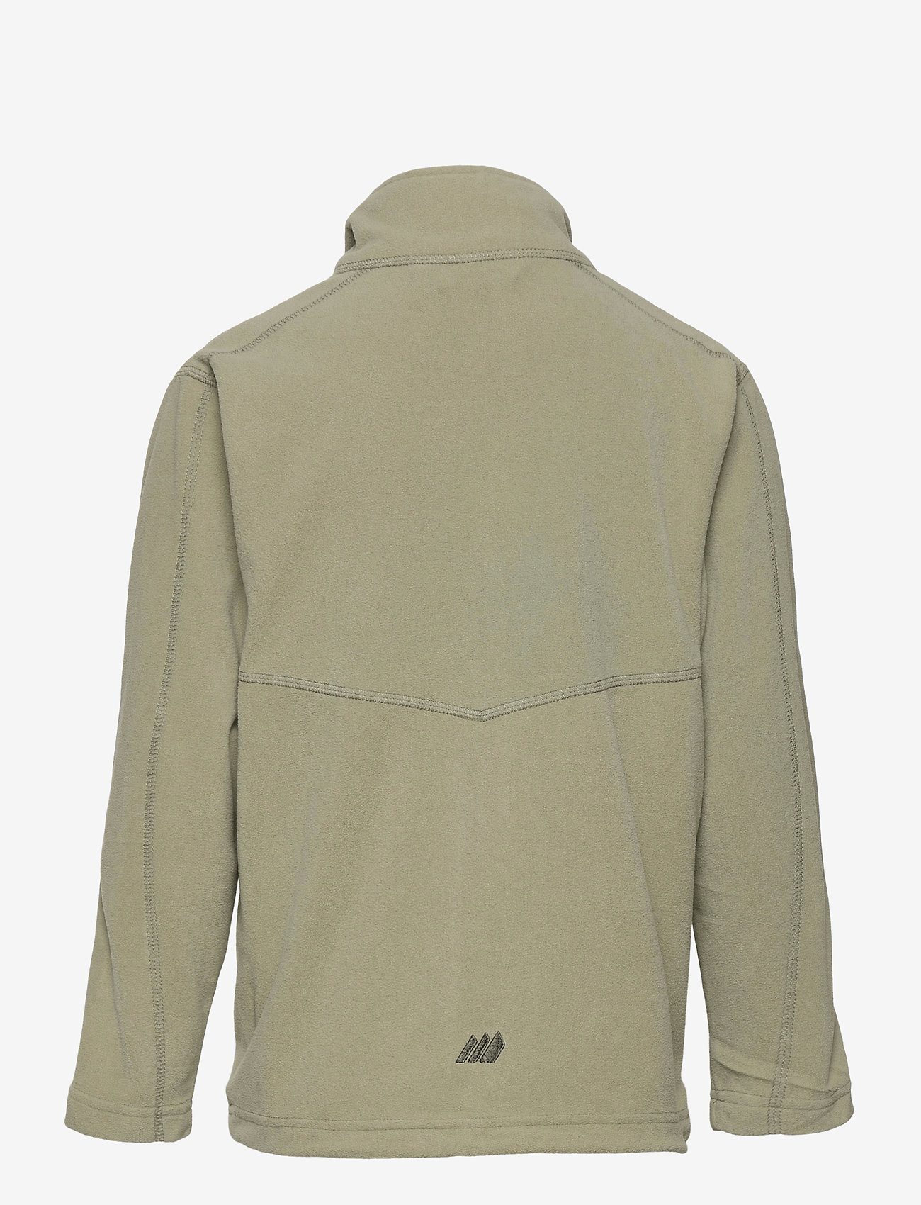 Skogstad - Troms Fleece Jacket - fleecetøj - tea - 1