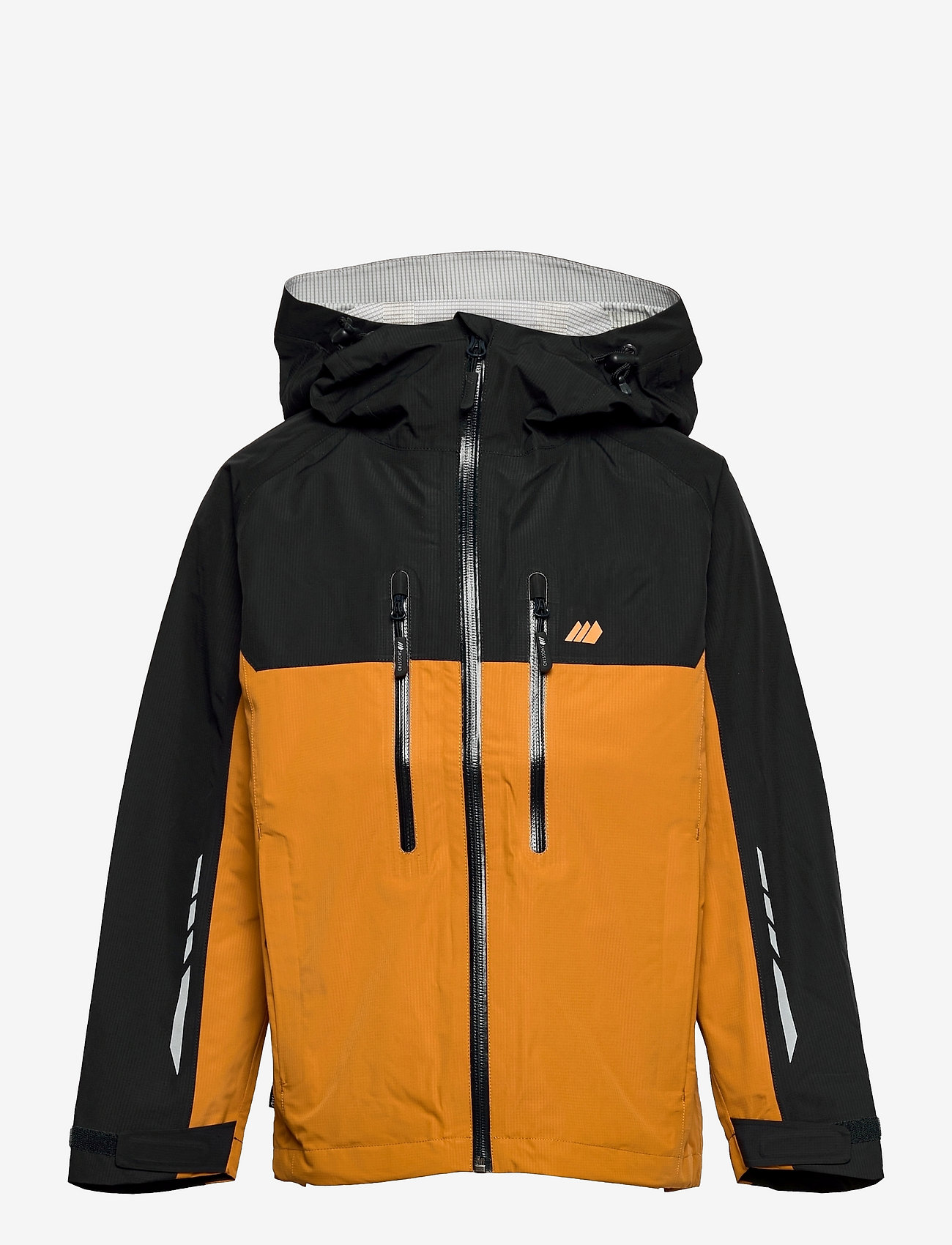 Skogstad - Skarfjellet 2,5-layer technical shell jacket - shell- & regenjassen - oker - 0
