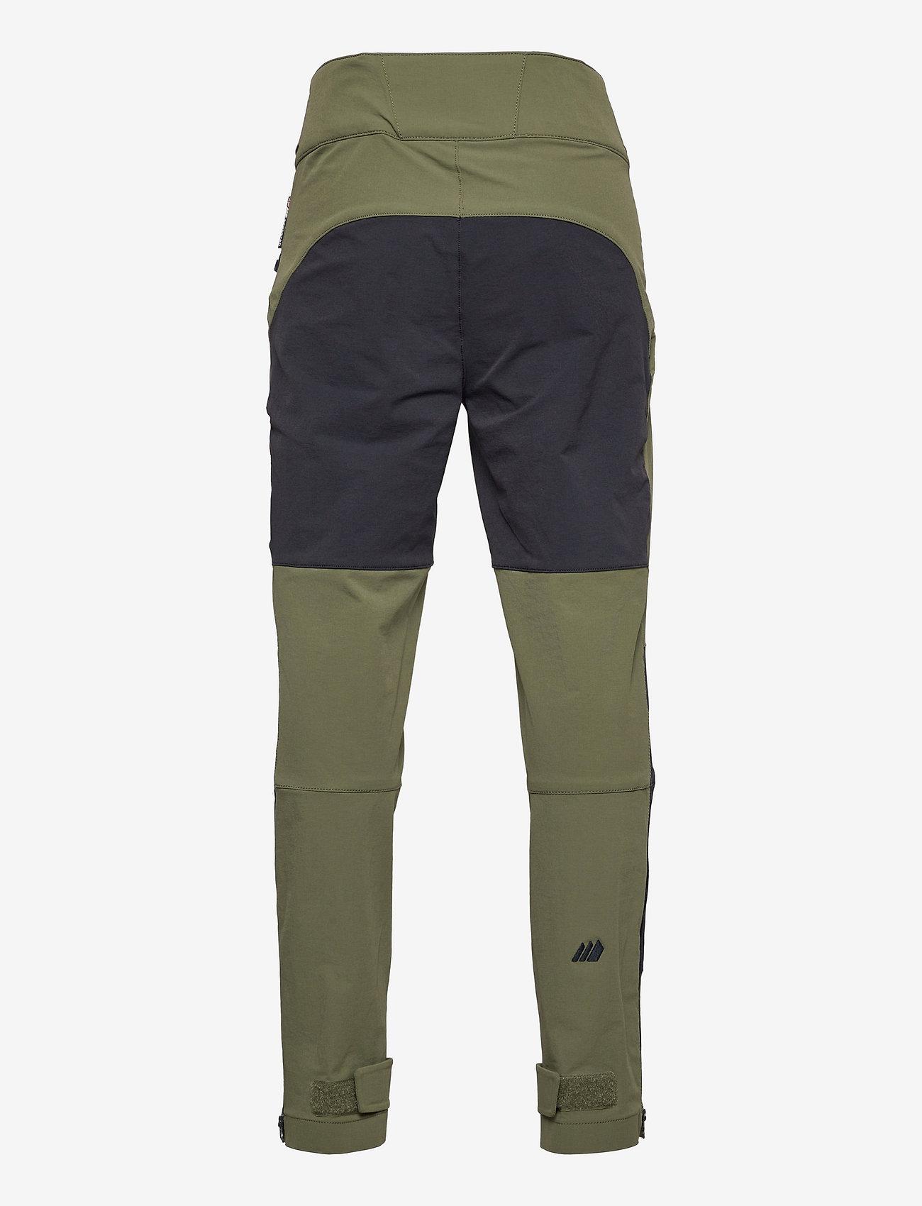 Skogstad - Lønahorgi hiking trousers - softshell-broeken - four leaf - 1