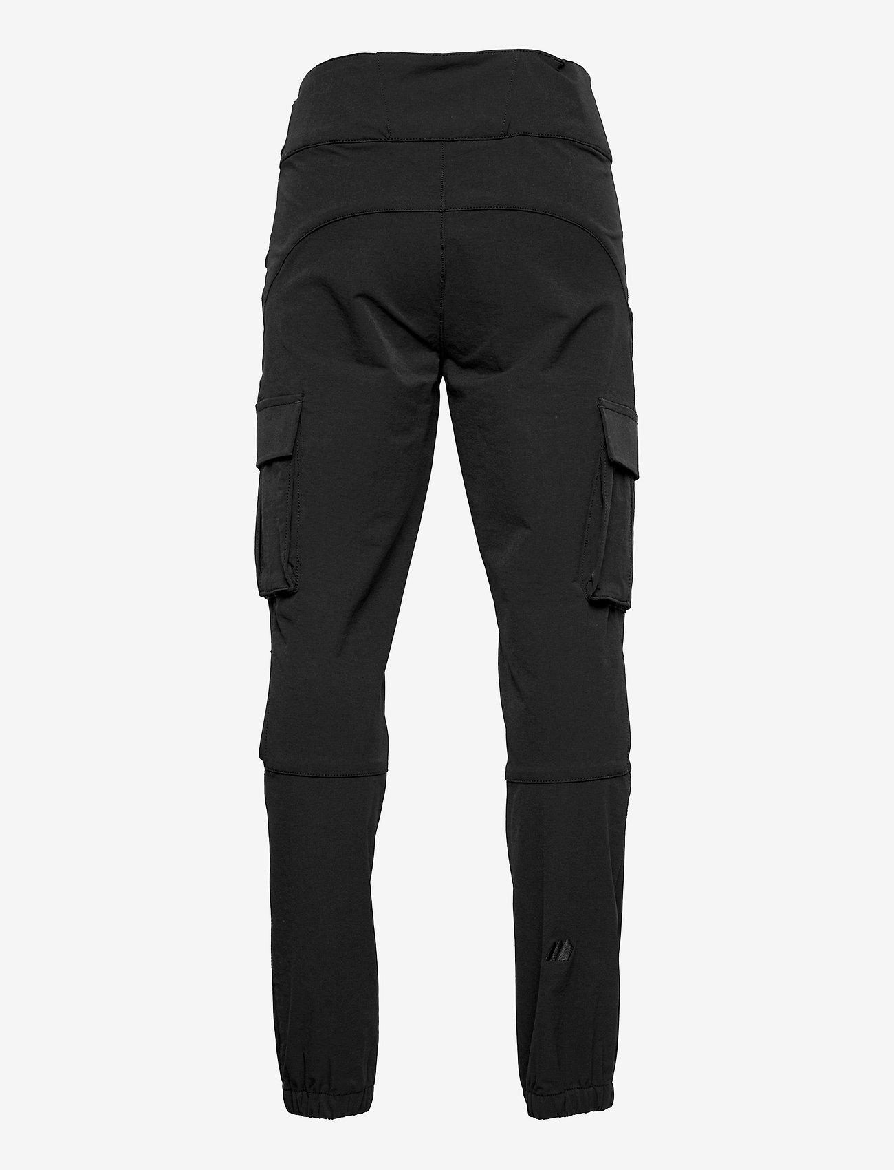 Skogstad - Istrehågen hiking trousers - softshell-broeken - black - 1