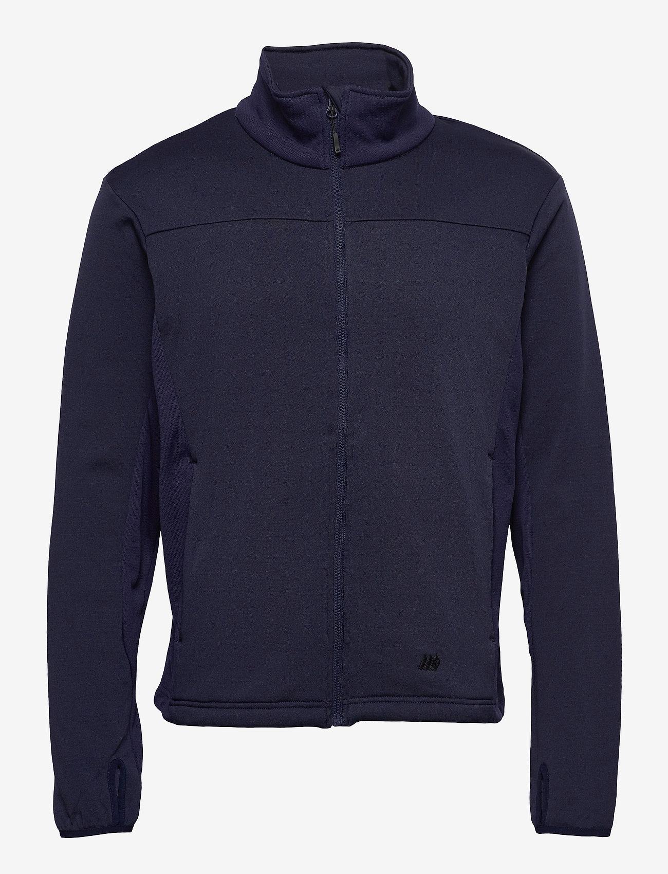 Skogstad - Høgde Technical Fleece Jacket - outdoor- & regenjacken - prime navy - 0