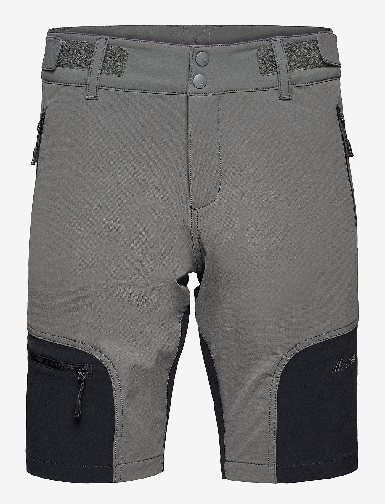 Skogstad - Saksi Shorts - spodenki turystyczne - dark grey - 0