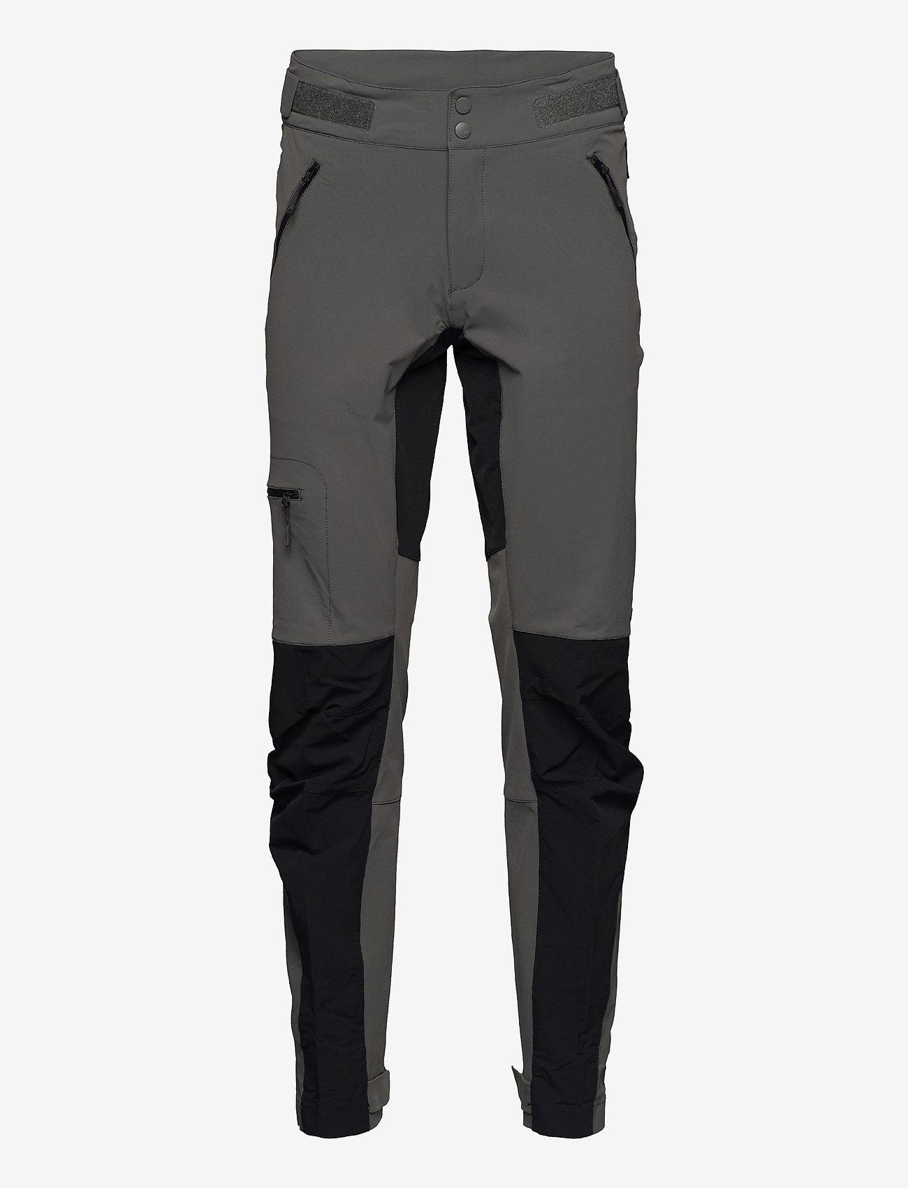 Skogstad - Larstinden Hiking Trouser - outdoorhosen - dark grey - 0