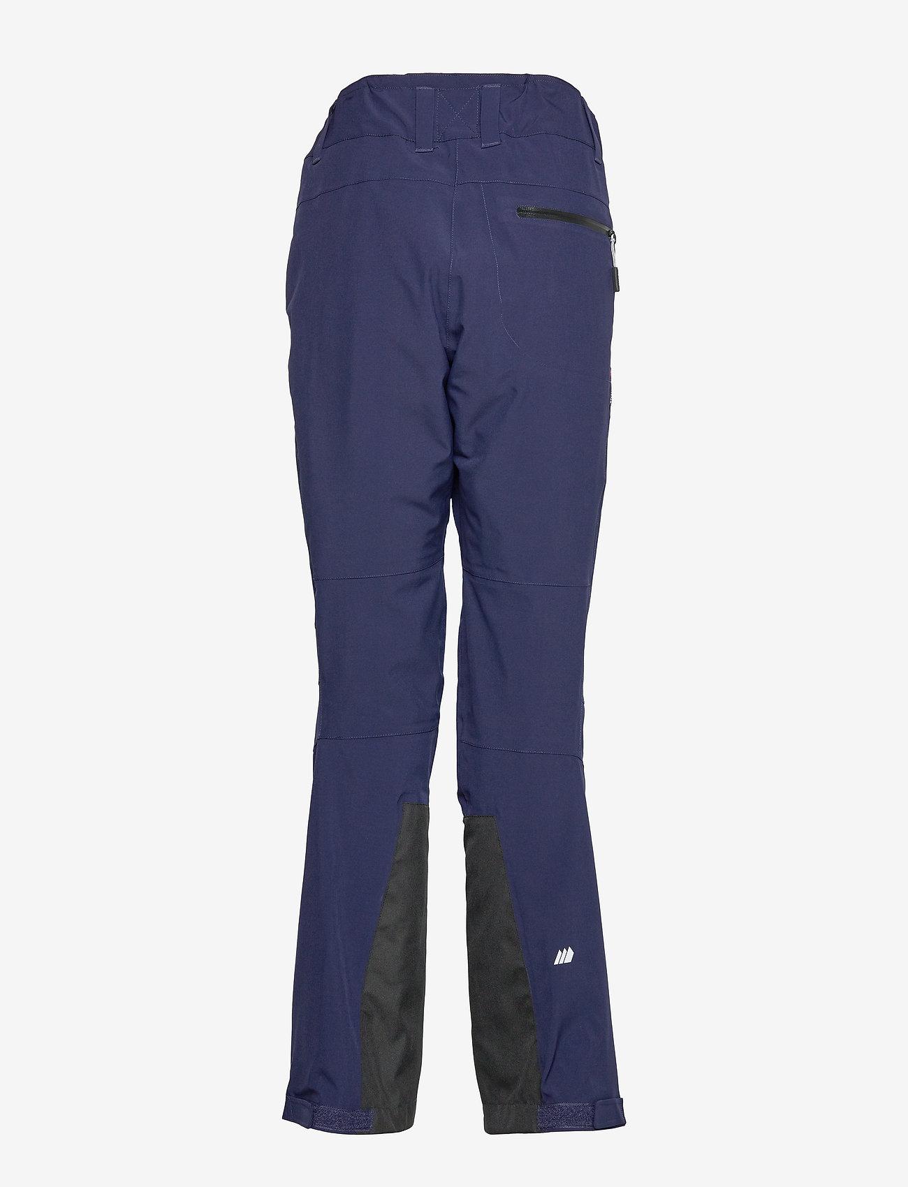 Skogstad - Portofjell 2-layer Techincal Trouser - shell pants - prime navy - 1