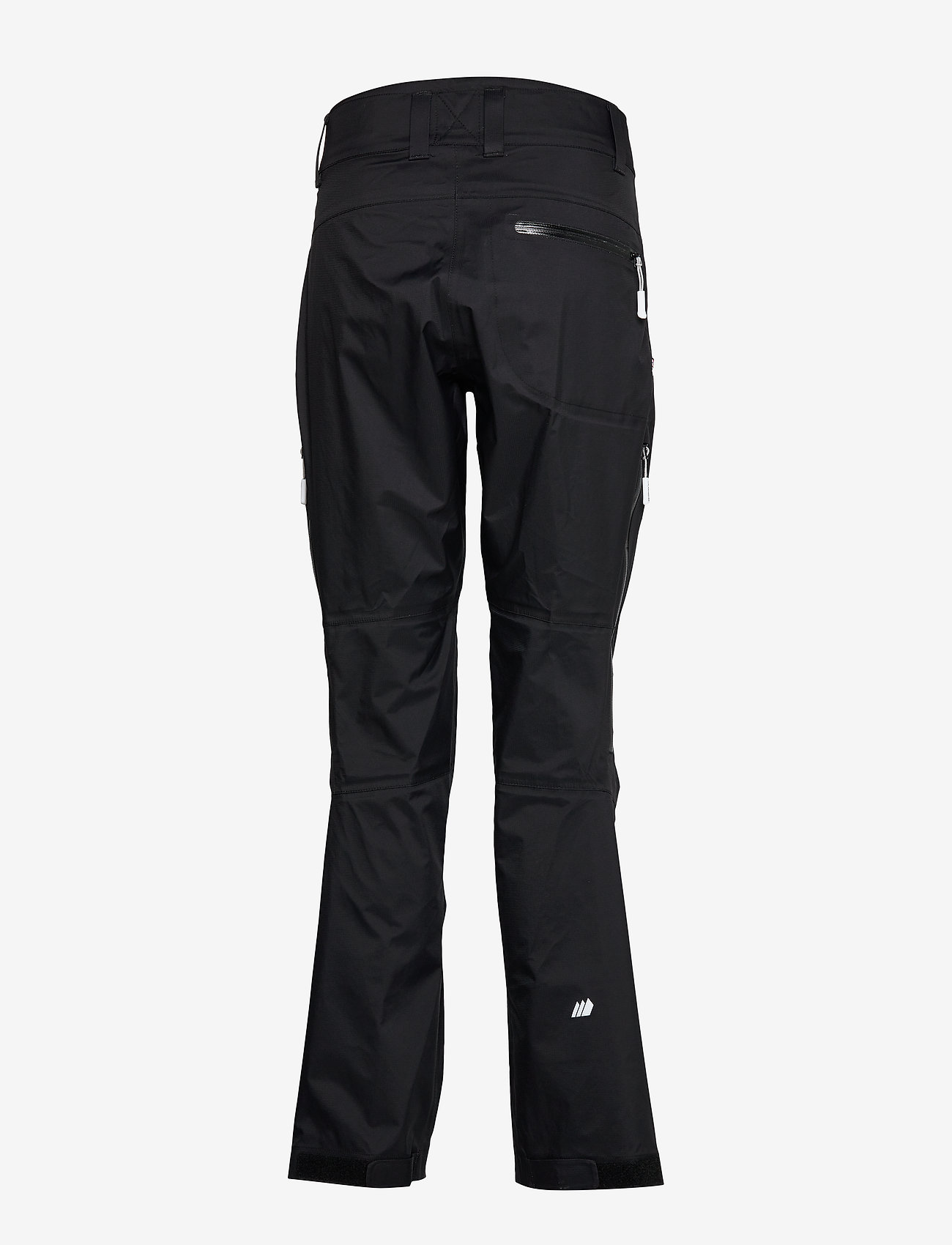 Skogstad - Steigen 3-Layer Technical Shell Trouser - shell pants - black - 1