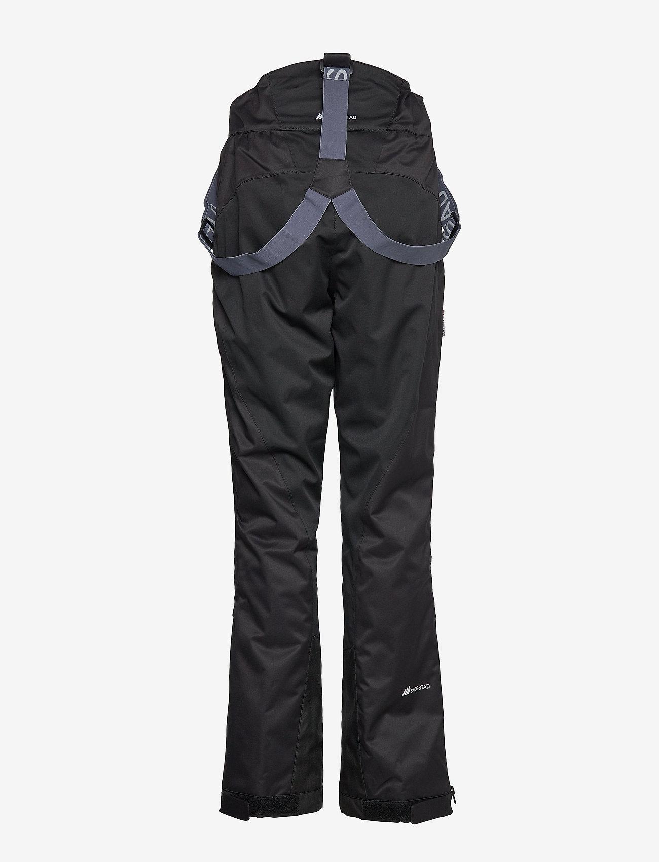 Skogstad - Haukeli 2-Layer Technical Ski Trousers - shell pants - black - 1