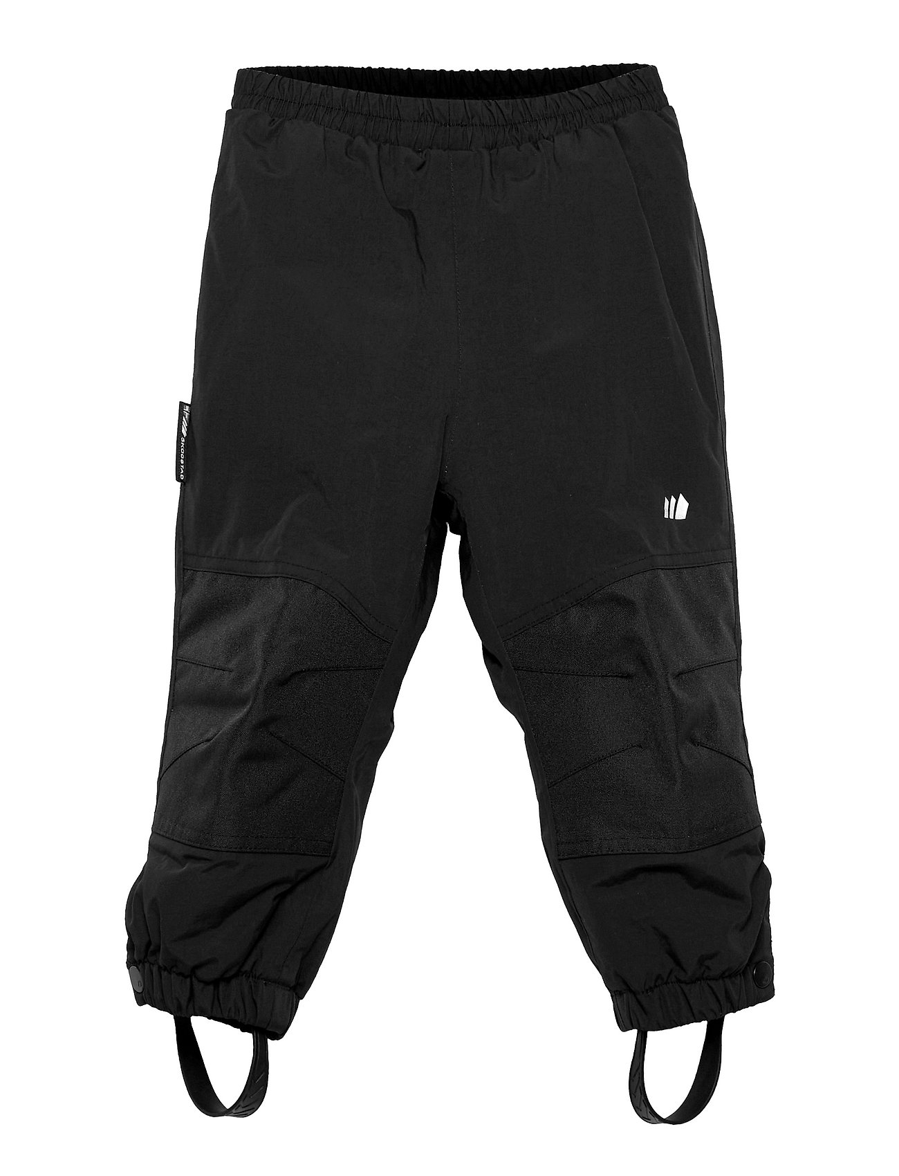 Pluto 2-Layer Technical Trousers Outerwear Softshells Softshell Trousers Sort Skogstad