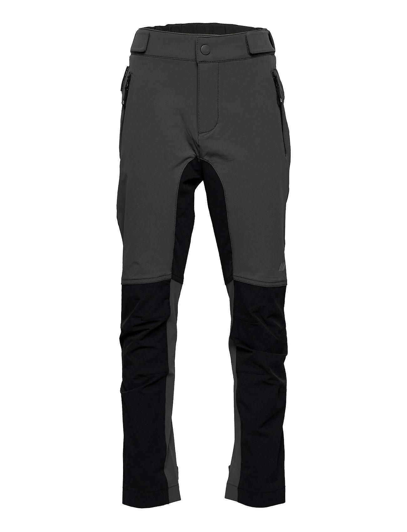 Tinden Hiking Trousers Outerwear Softshells Softshell Trousers Grå Skogstad