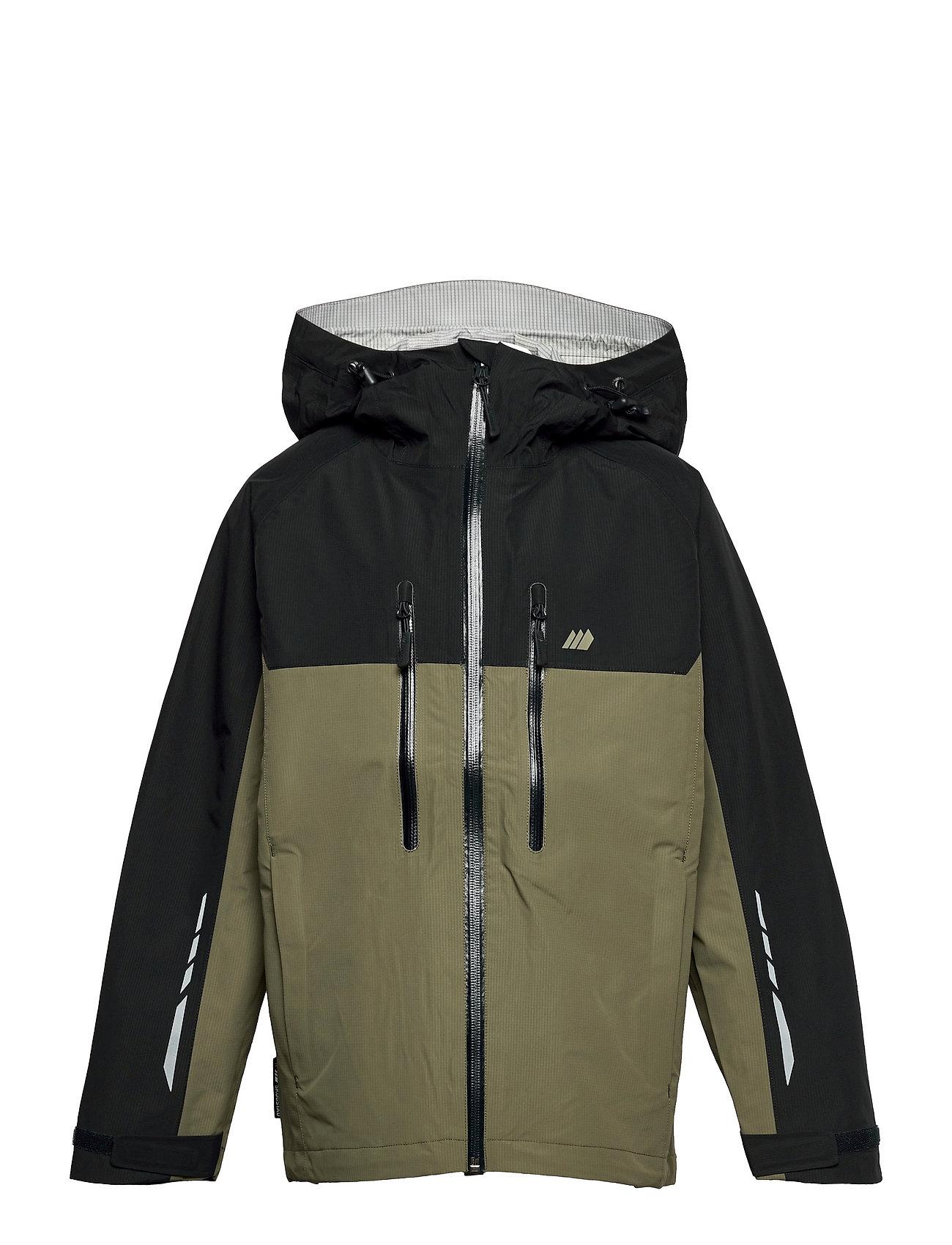 Skarfjellet 2,5-Layer Technical Shell Jacket Outerwear Shell Clothing Shell Jacket Grøn Skogstad