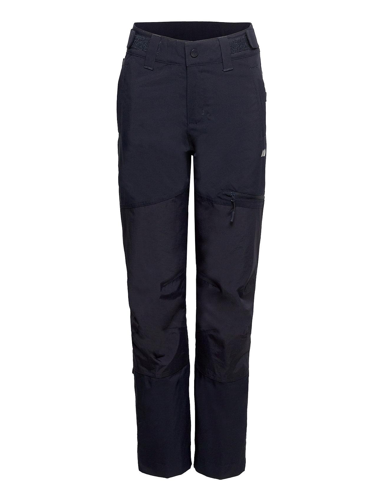 Gjendesheim 2-Layer Technical Trousers Outerwear Softshells Softshell Trousers Blå Skogstad