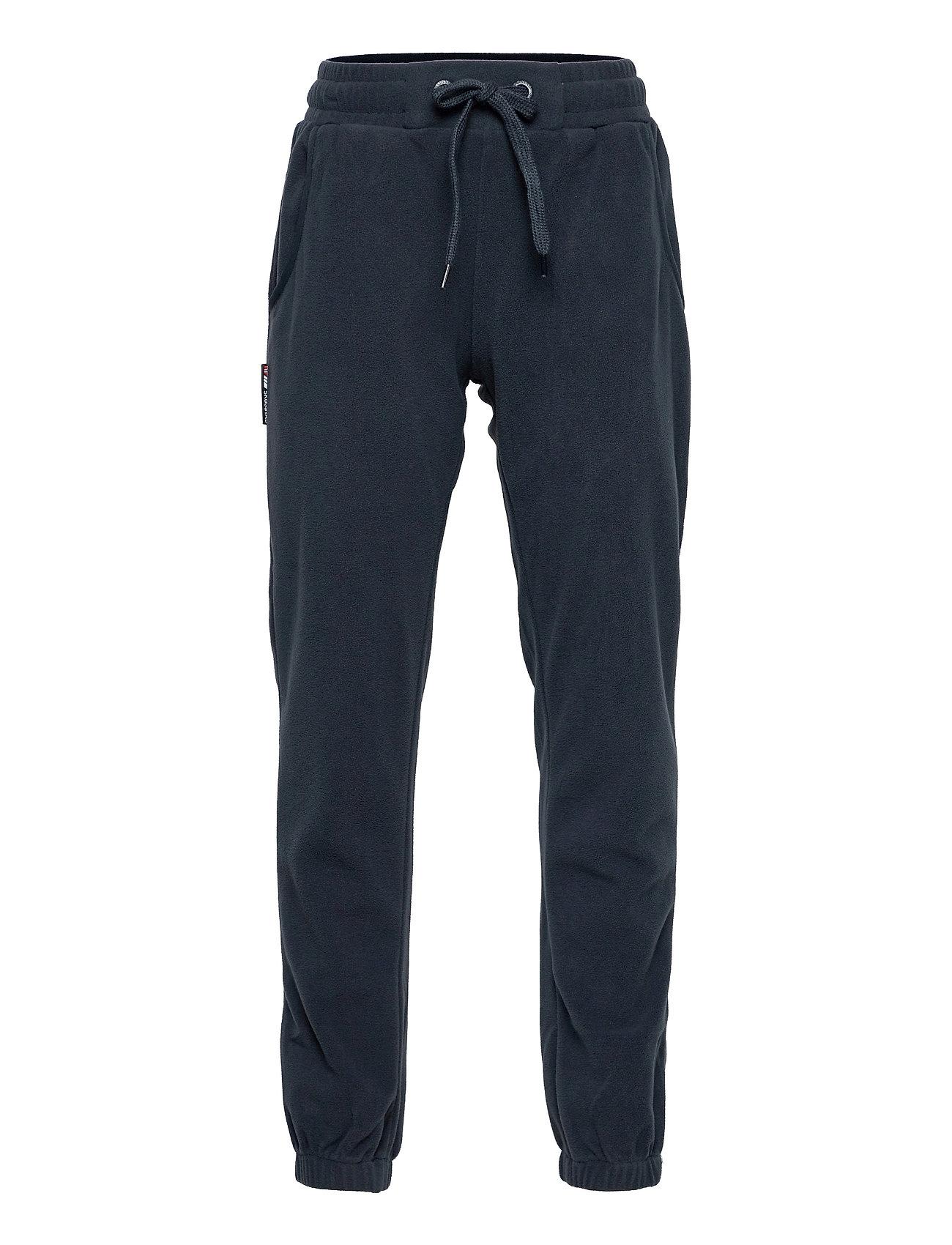 Verlo Microfleece Trousers Outerwear Fleece Outerwear Fleece Trousers Blå Skogstad