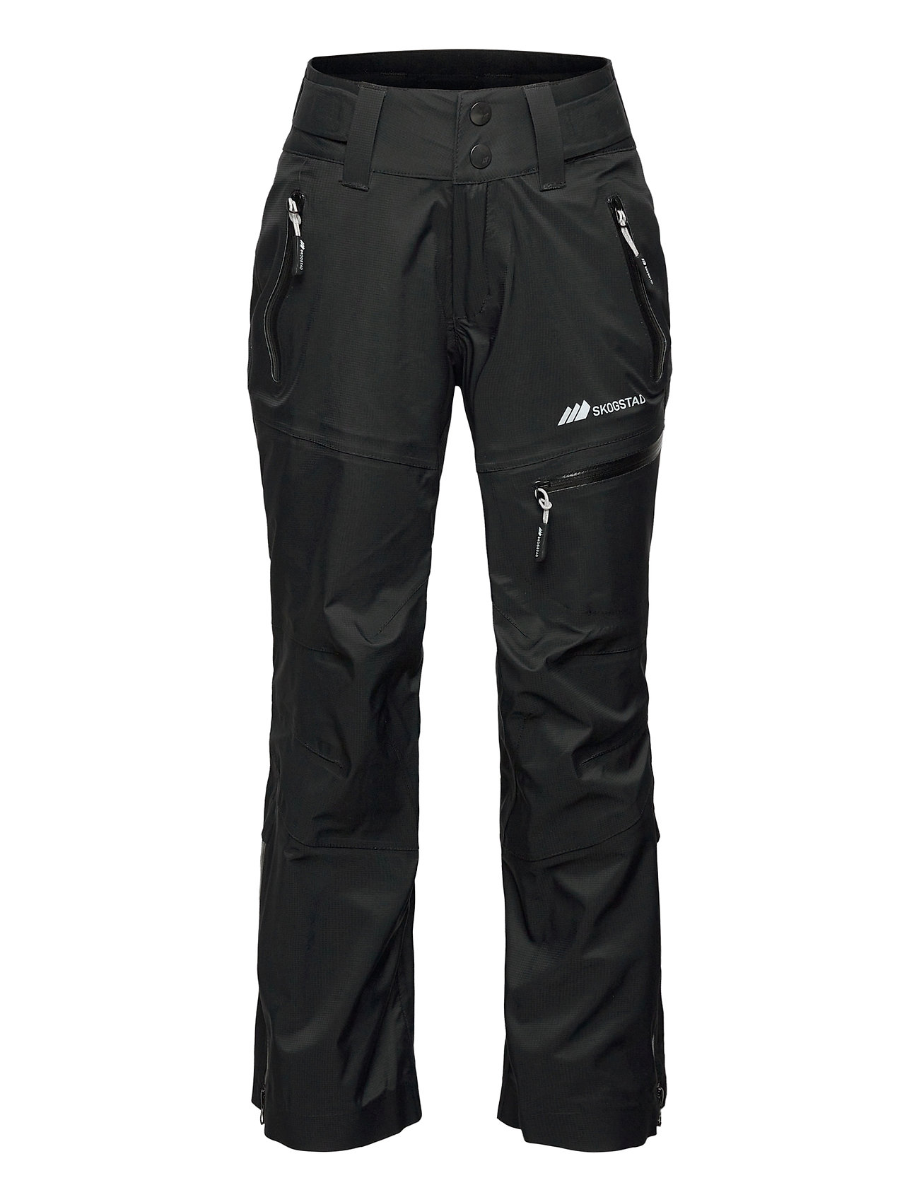 Skogstad Narvik 3-layer technical shell trouser - BLACK