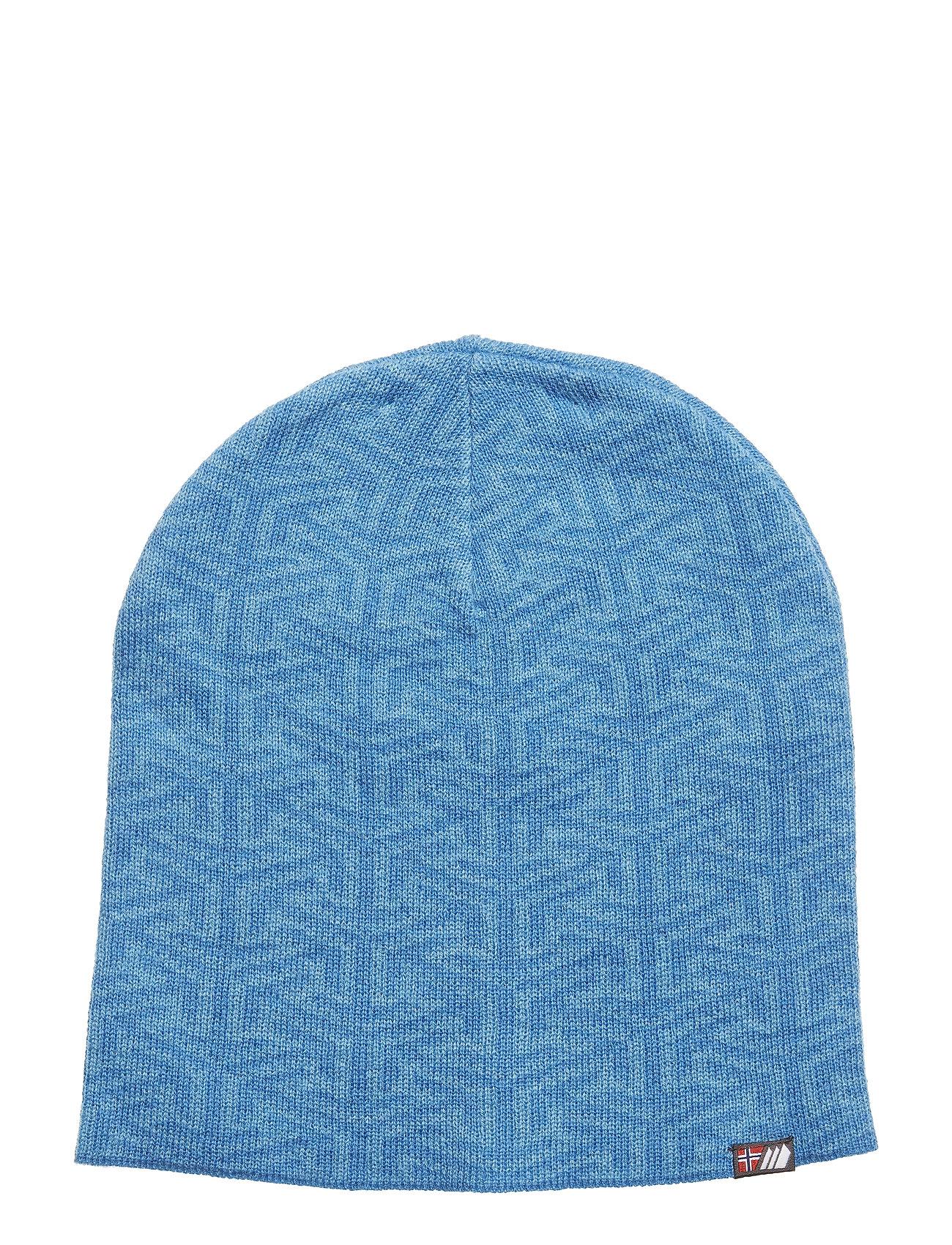 Image of Maradalen Knitted Hat Hat Blå SKOGSTAD (3075041281)