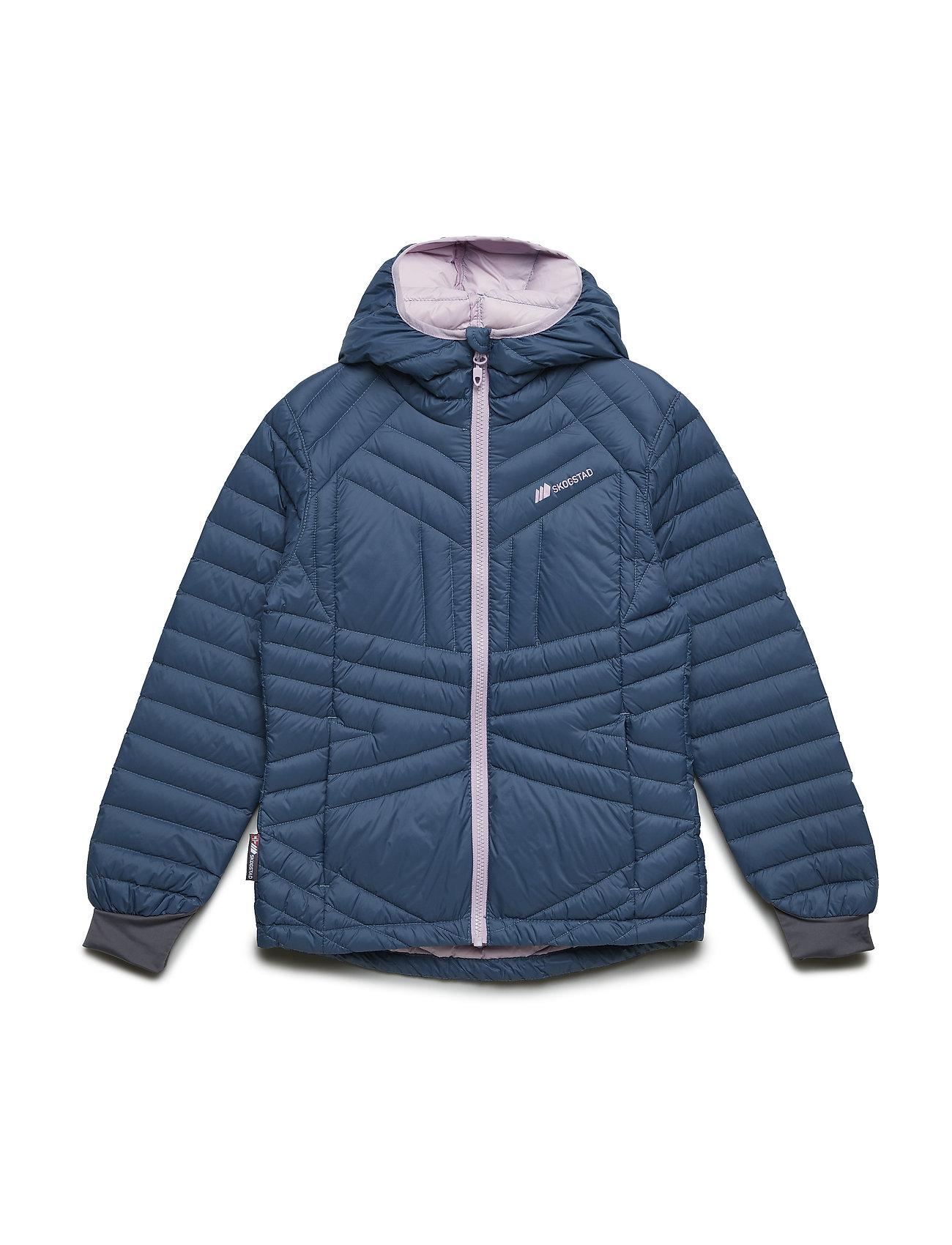 Image of Kvia Down Jacket Bh-top Blå SKOGSTAD (3071452593)