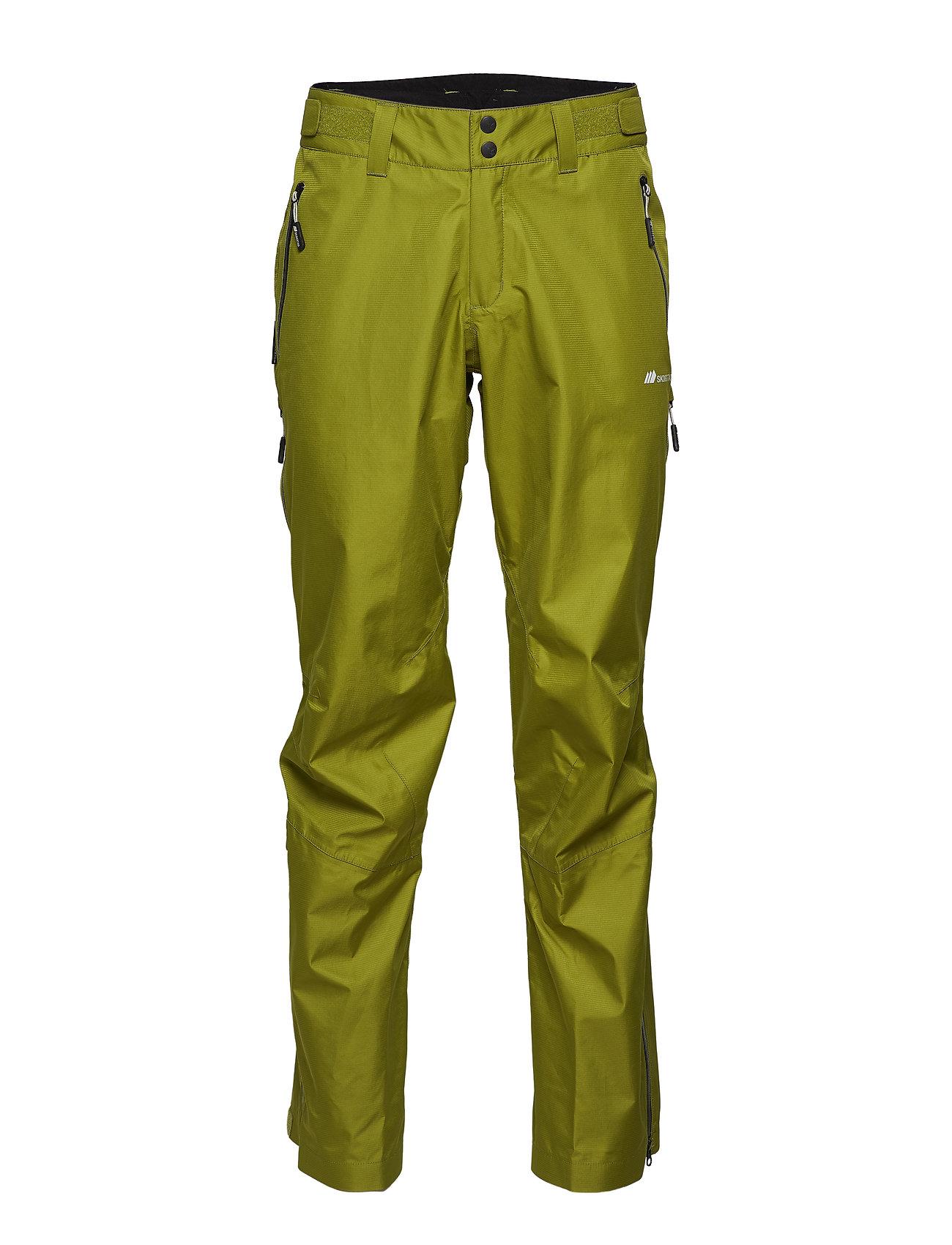 Skogstad Horgi 3-layer technical shell trouser - WOODBINE