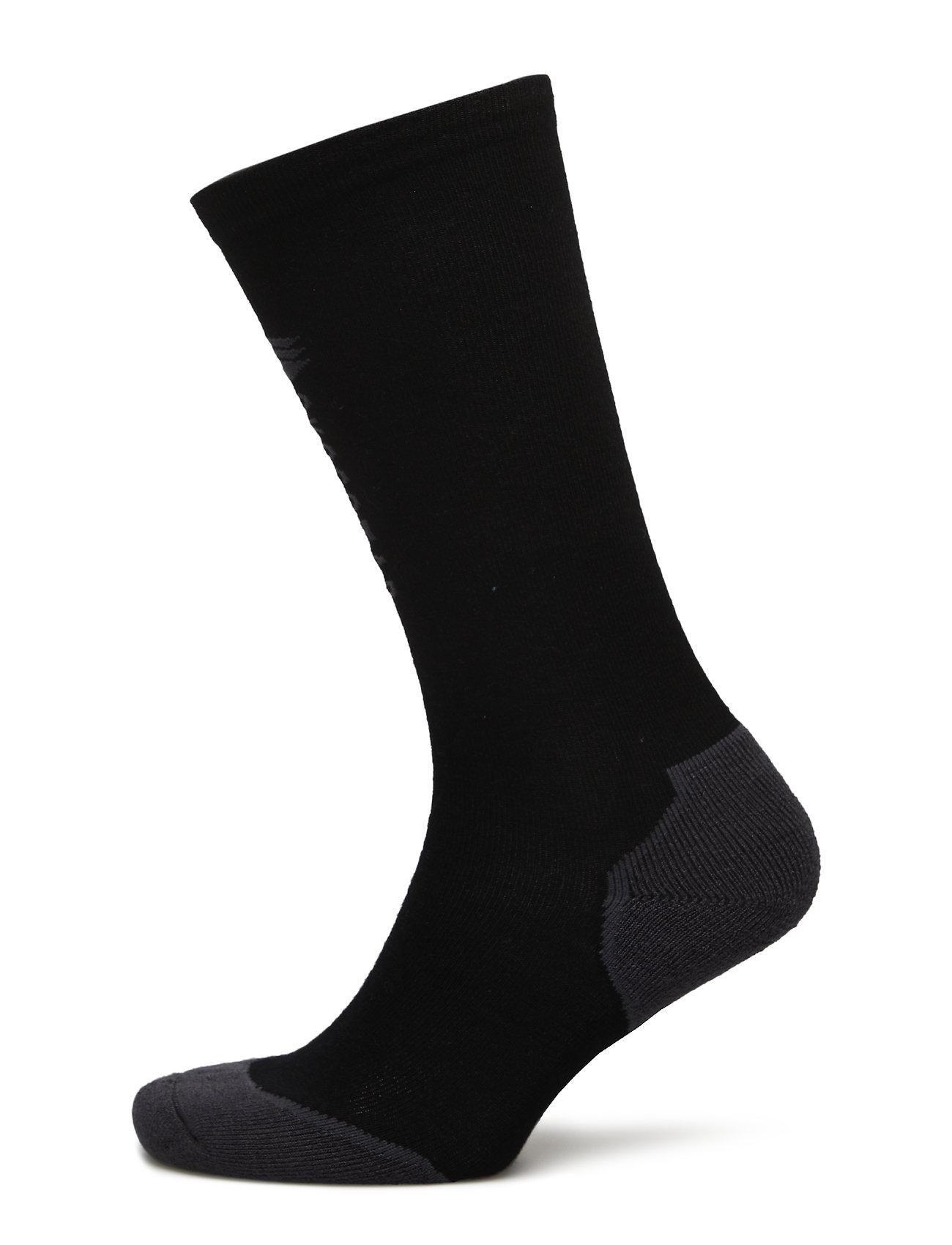 Skogstad Frostisen  ski socks - BLACK