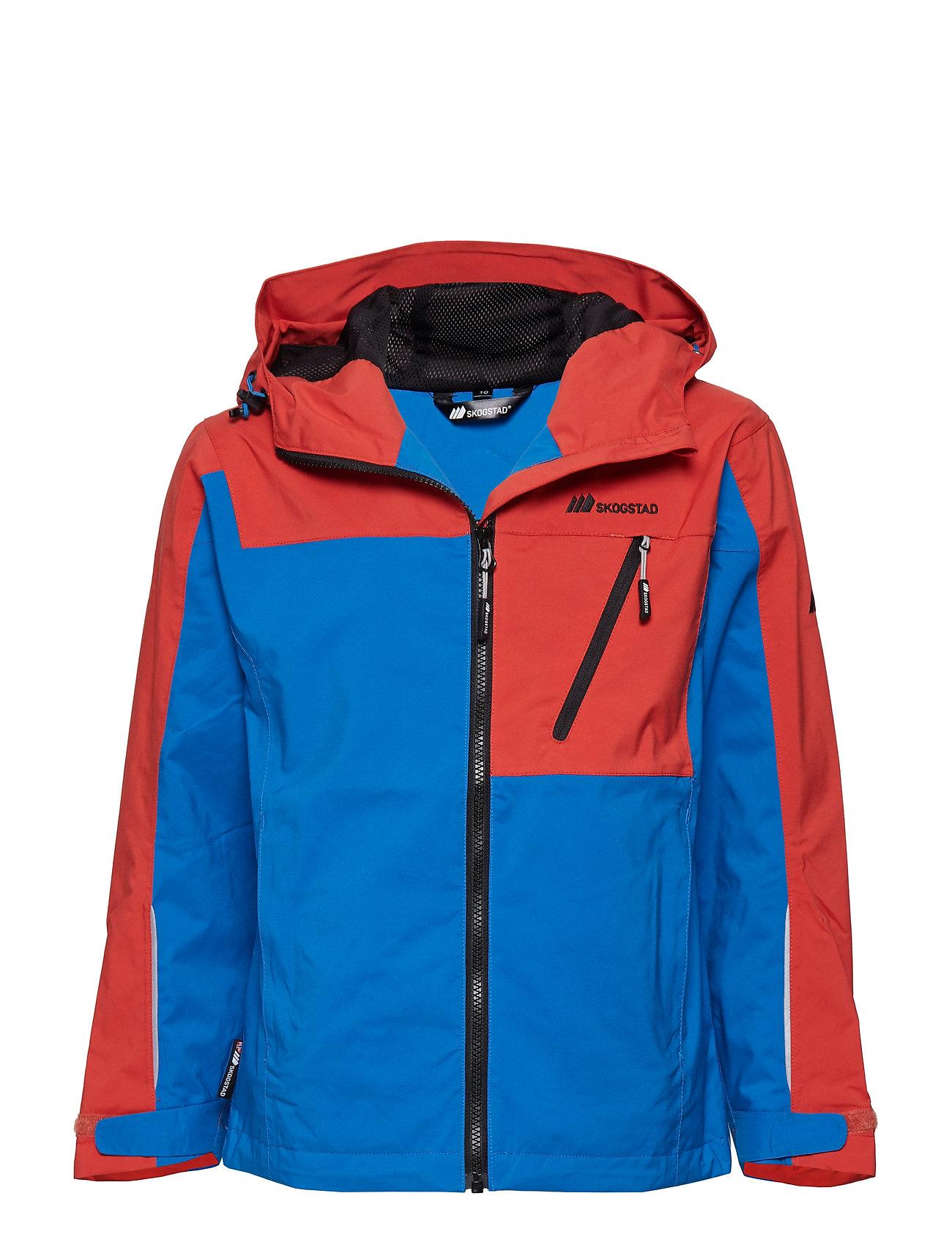 Skogstad Kabelvåg 2-Layer Technical Jacket - PRIMARY BLUE