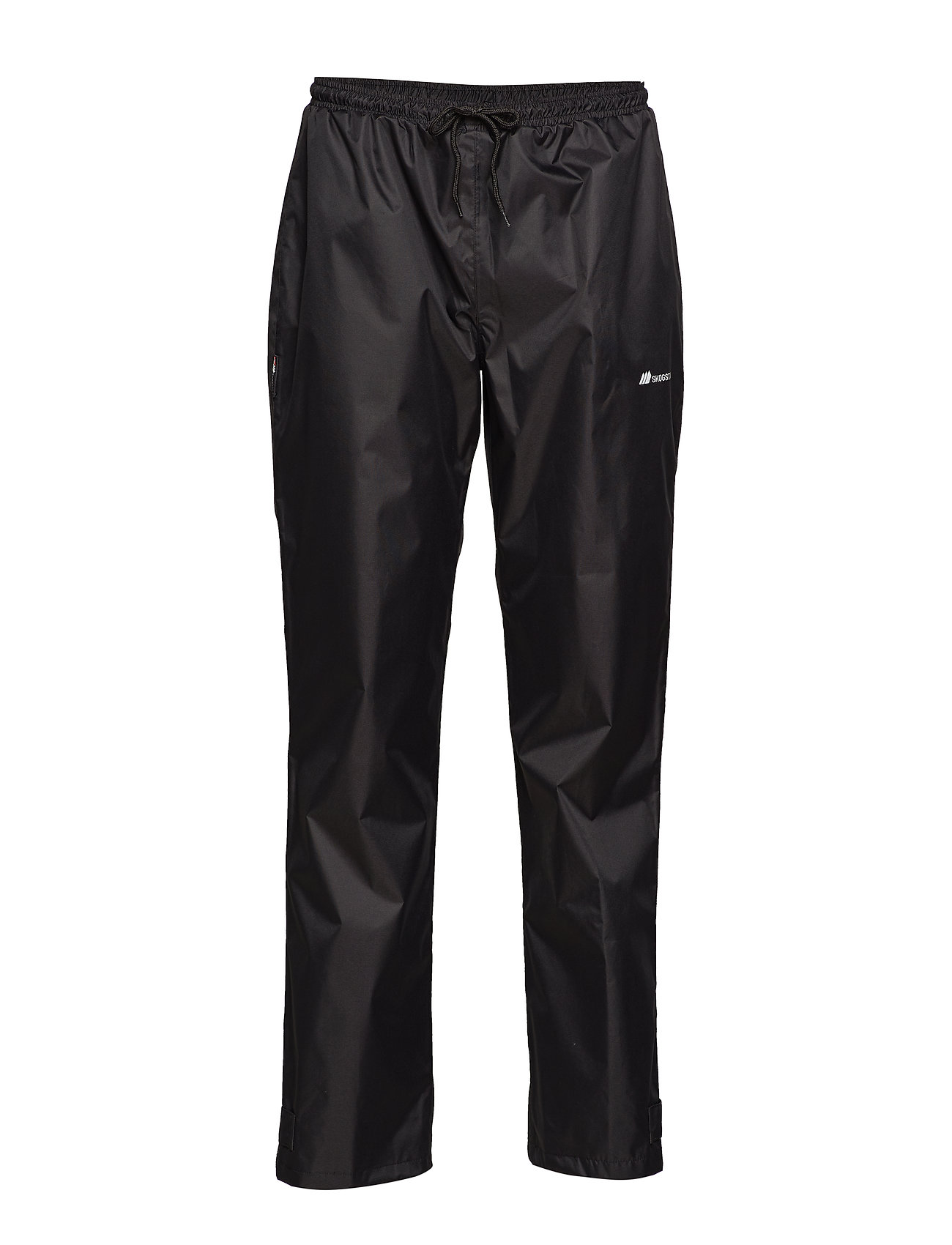 Skogstad Møkster 2-Layer Technical Rainwear Trousers - BLACK